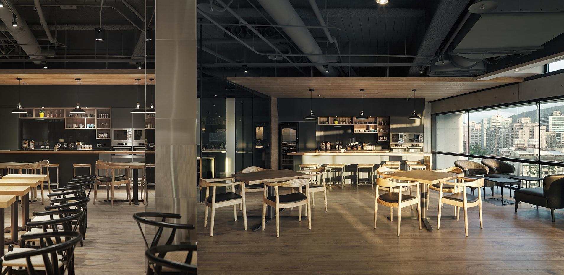 商空設計 - 新菸廠-大廳