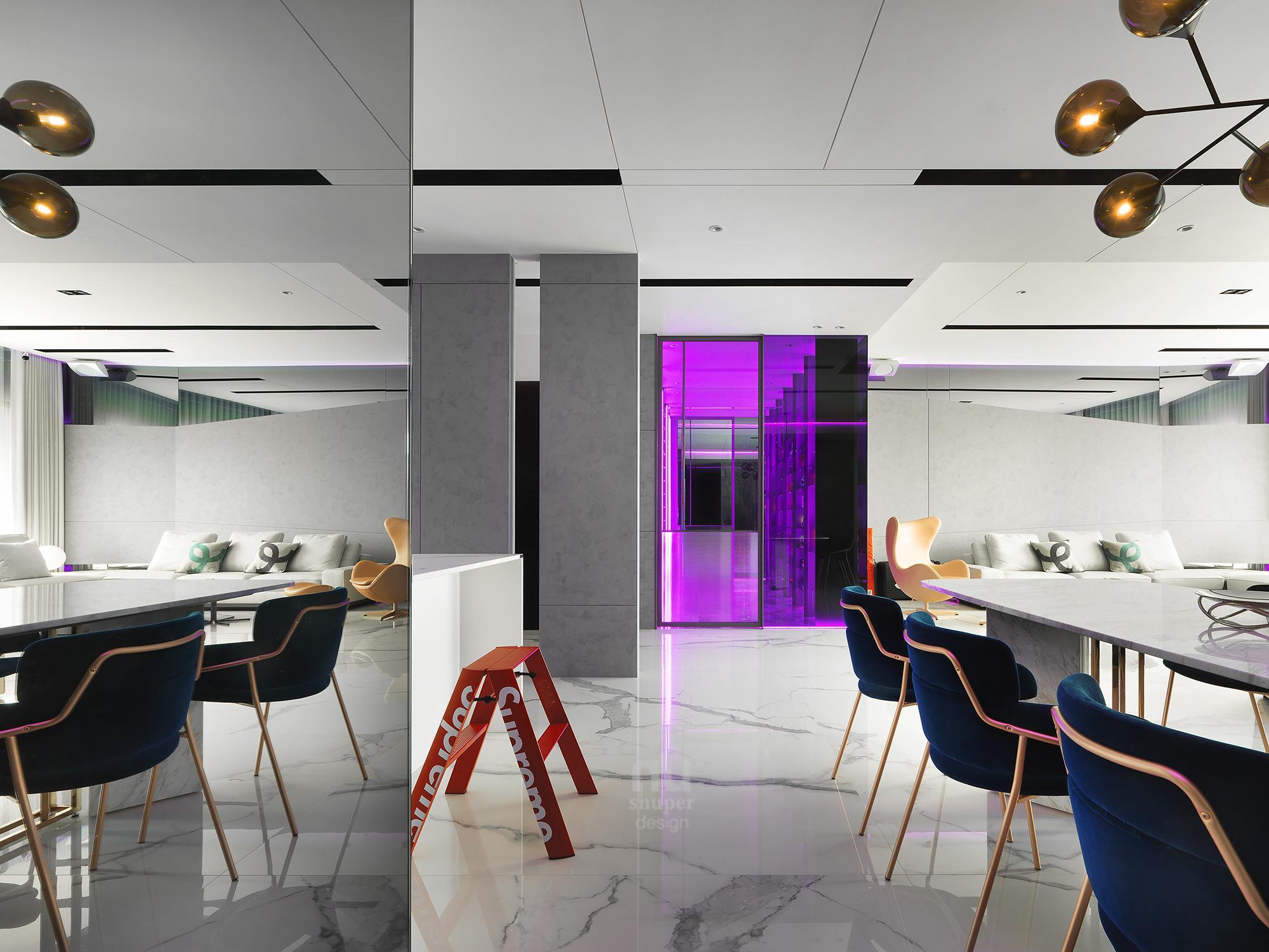 img-15422722758豪宅設計 - 都會時尚天堂-客廳