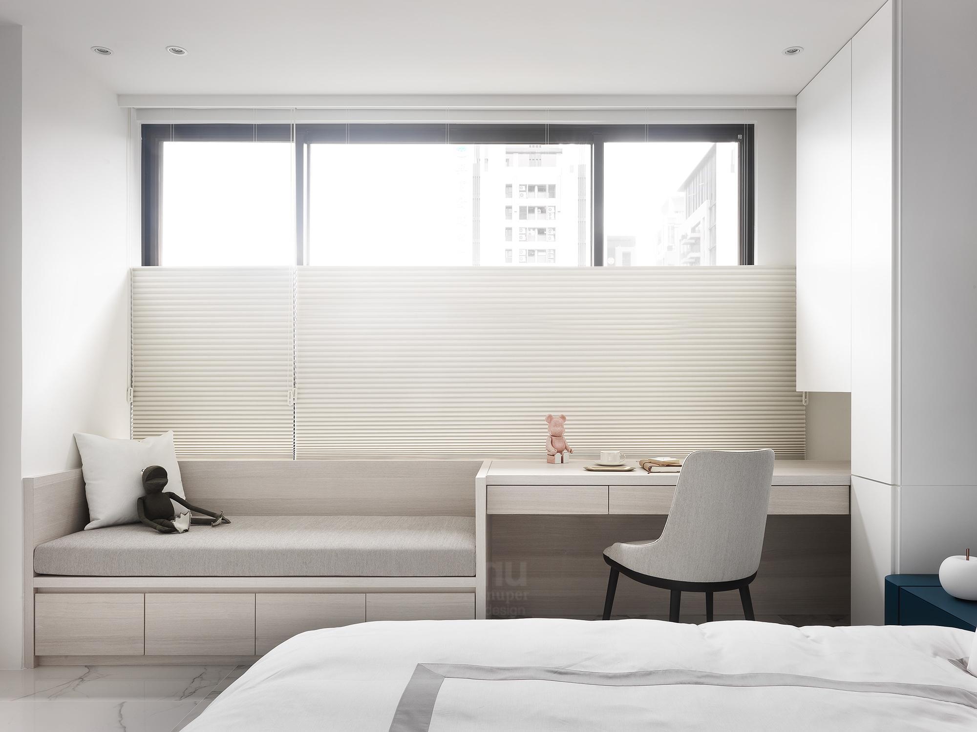 豪宅設計 - 都會時尚天堂-臥房