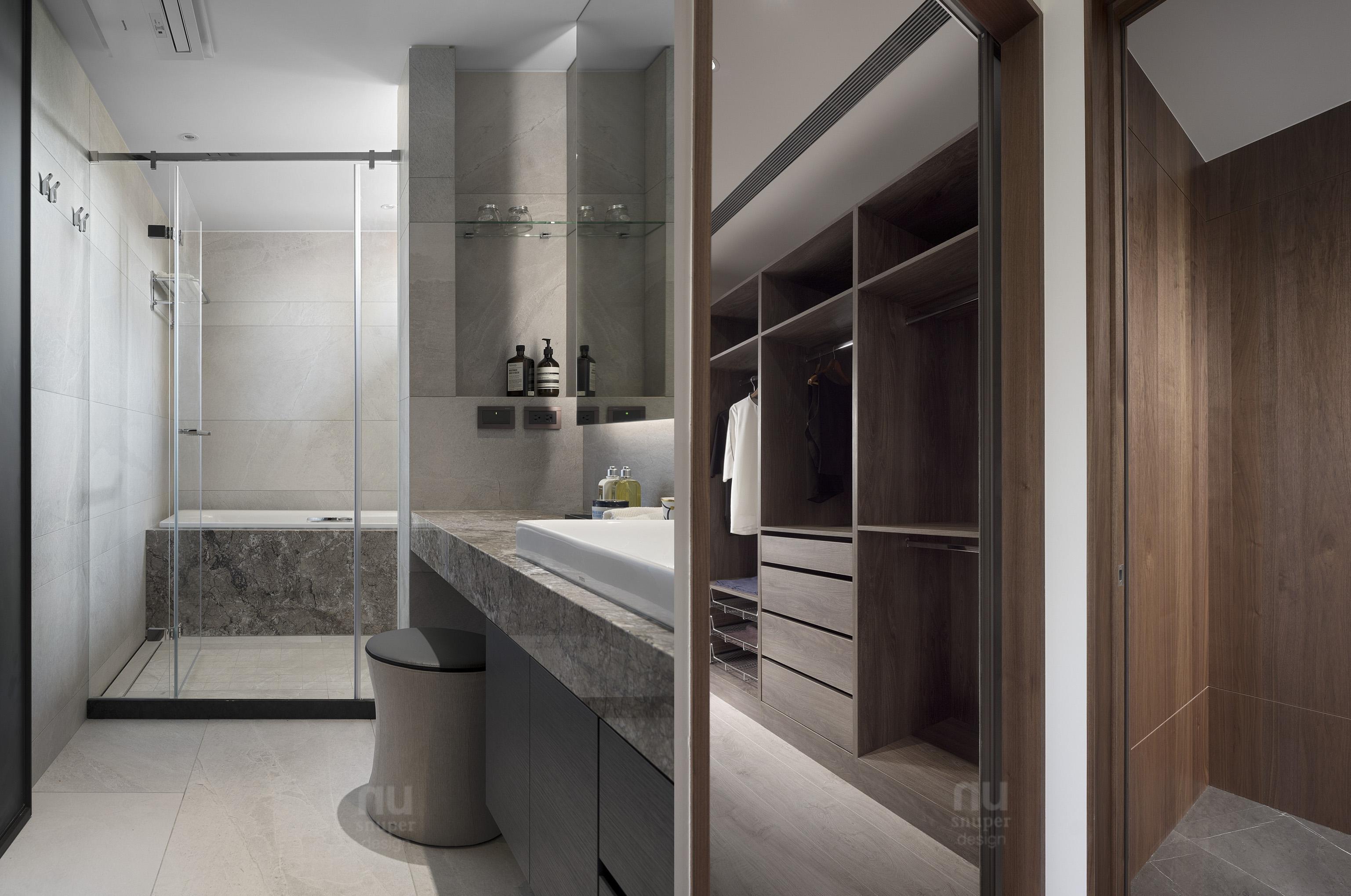 豪宅設計 - 生活序曲-浴室