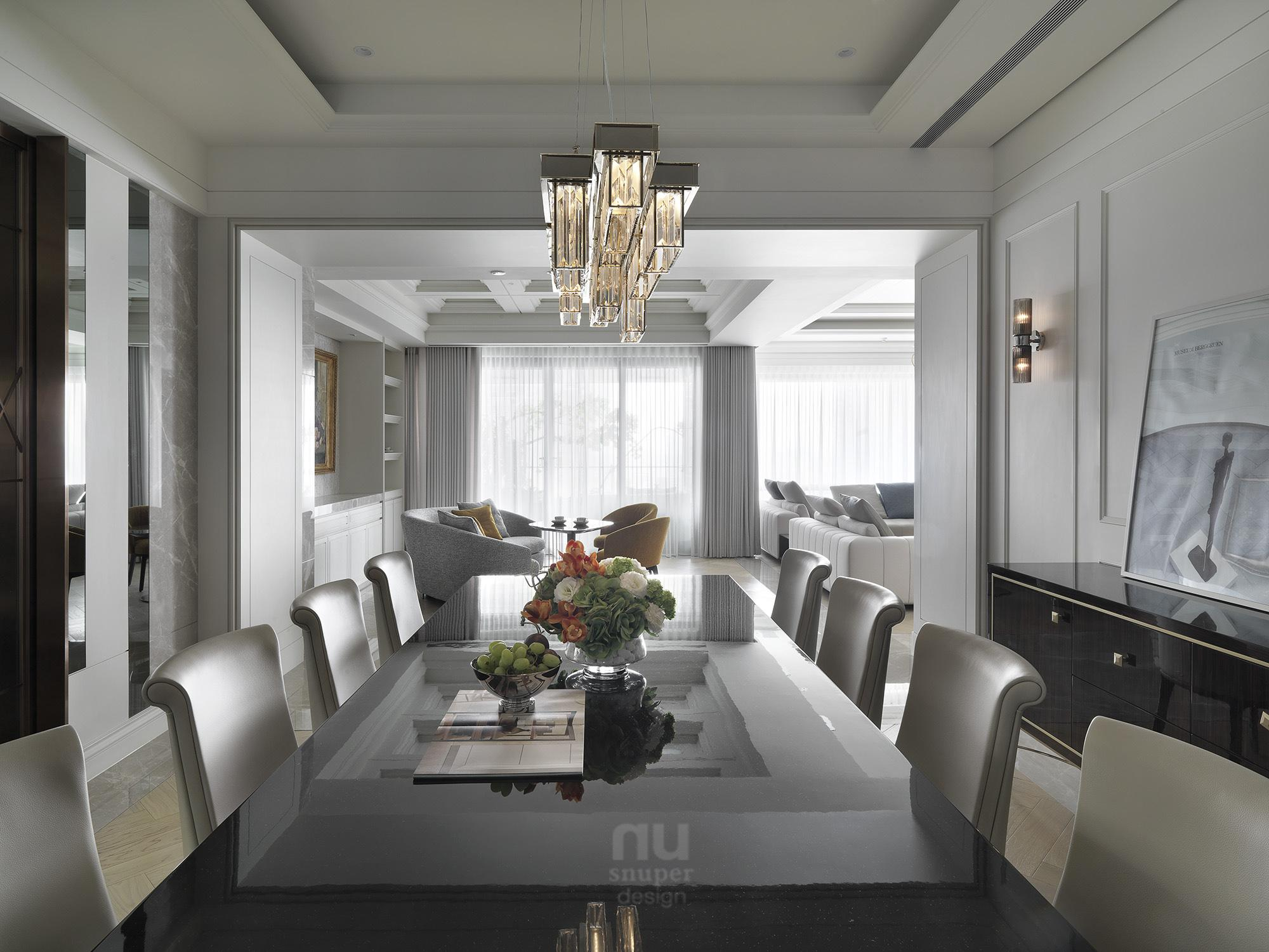 豪宅設計 - 古典印象-廚房