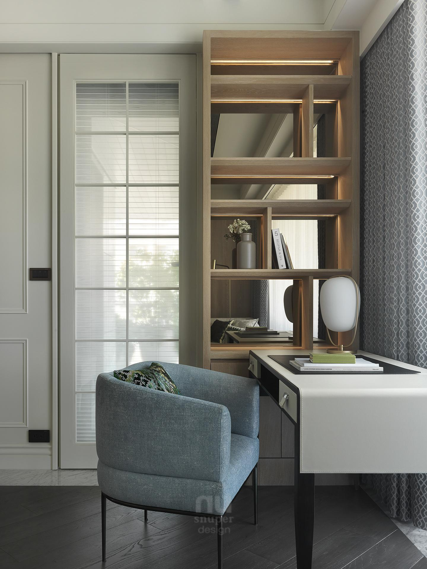 豪宅設計 - 古典印象-臥室