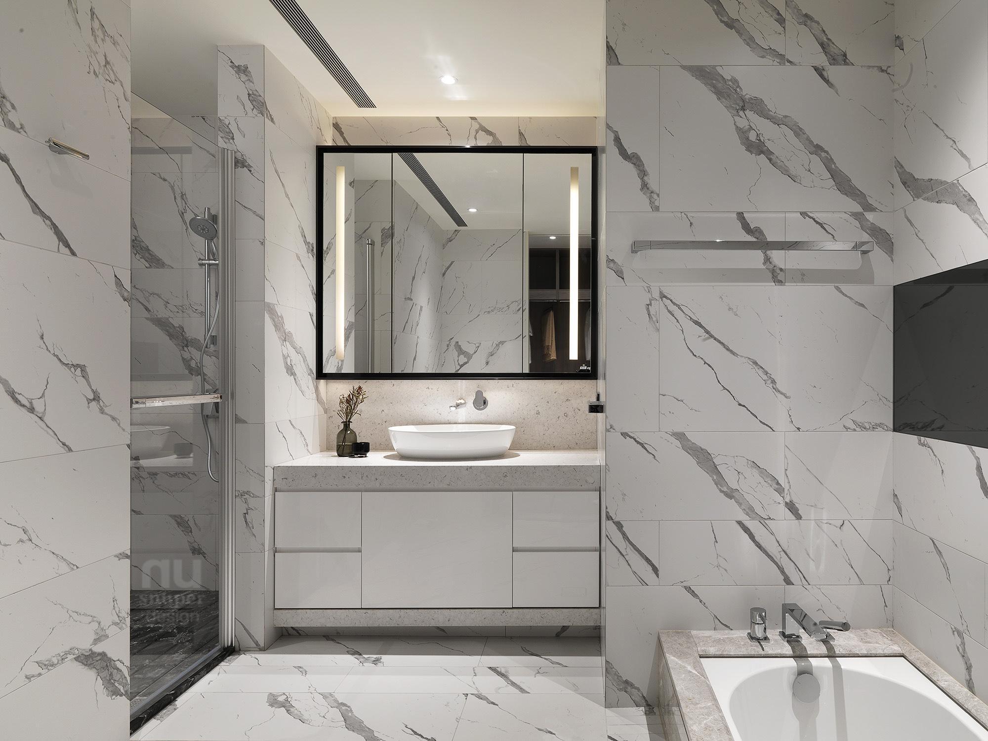 豪宅設計 - 古典印象-浴室