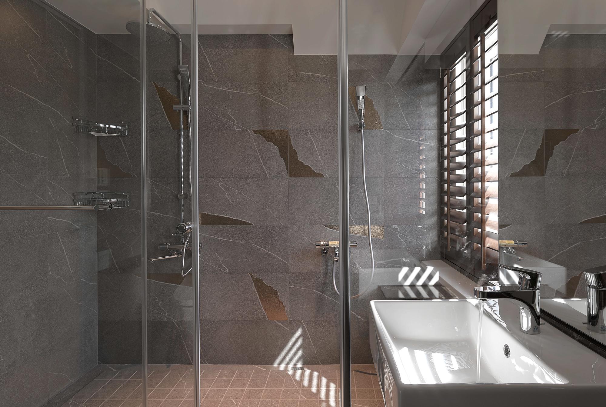 豪宅設計-靜謐-廁所