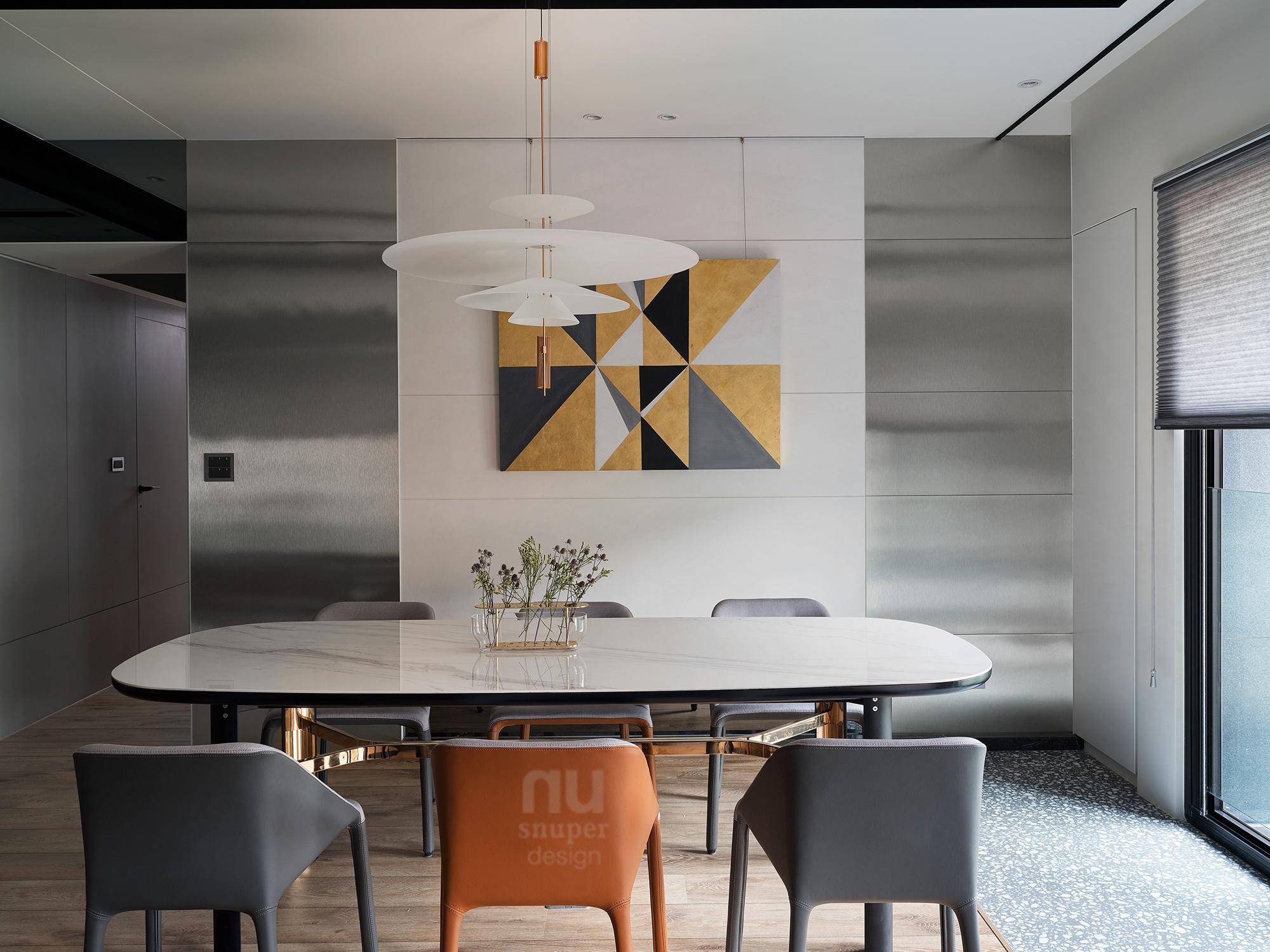 豪宅設計 - 自由靈魂-客廳