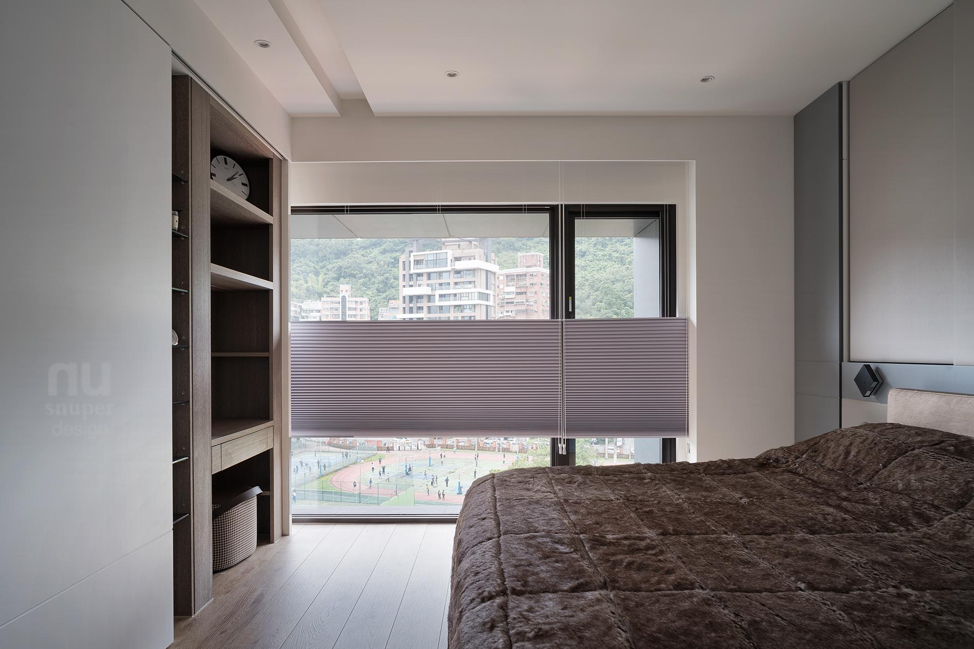 豪宅設計 - 自由靈魂-臥室