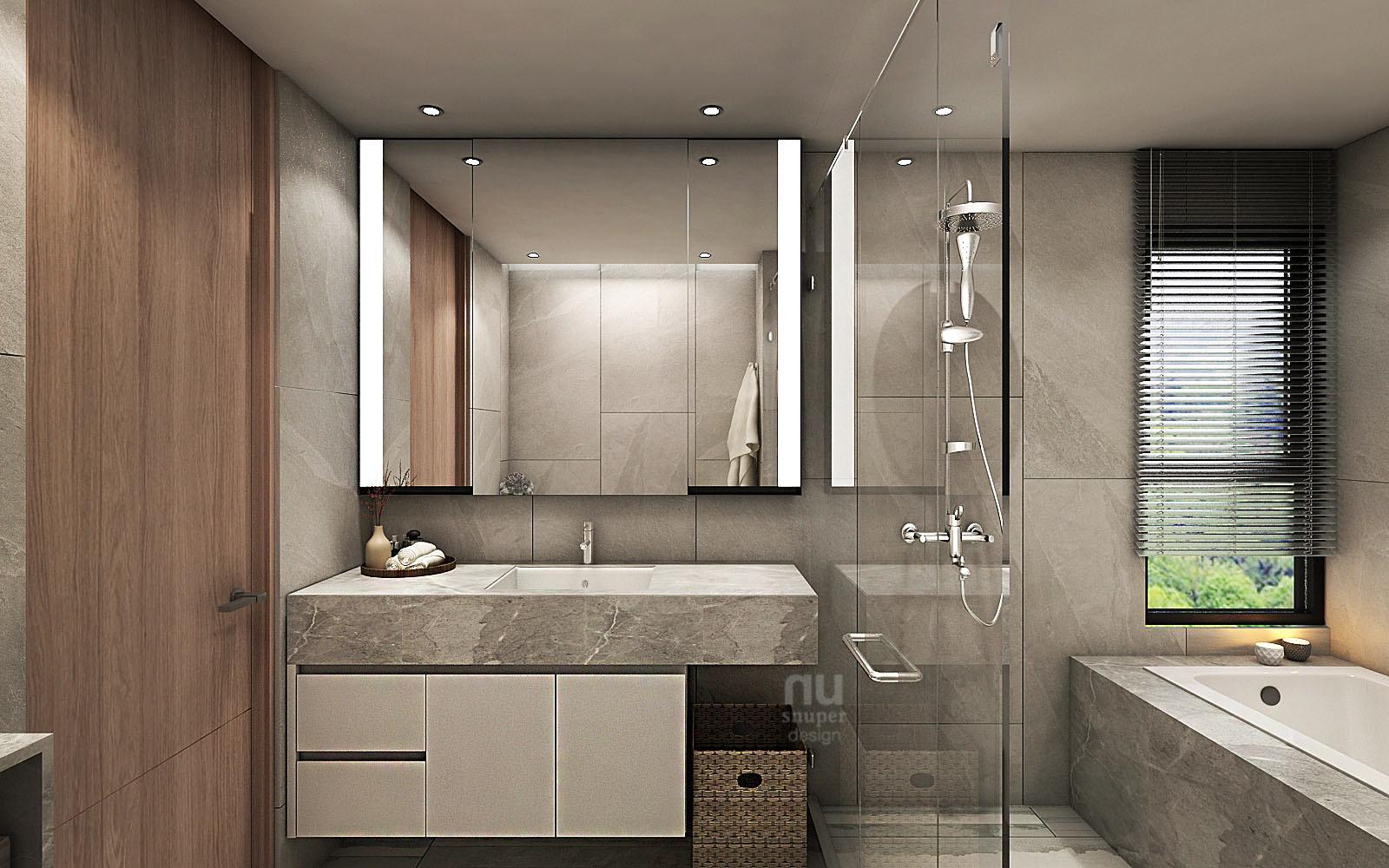 商空設計-做個天馬行空的夢想家-浴室