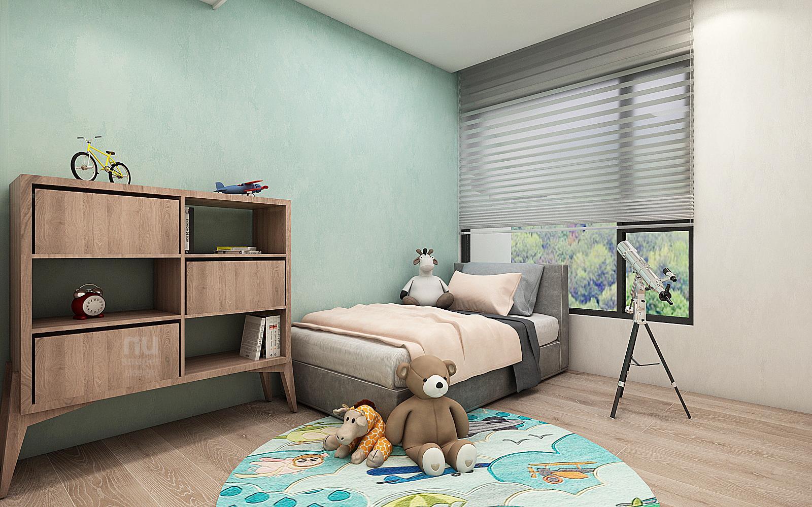 商空設計-做個天馬行空的夢想家-臥室