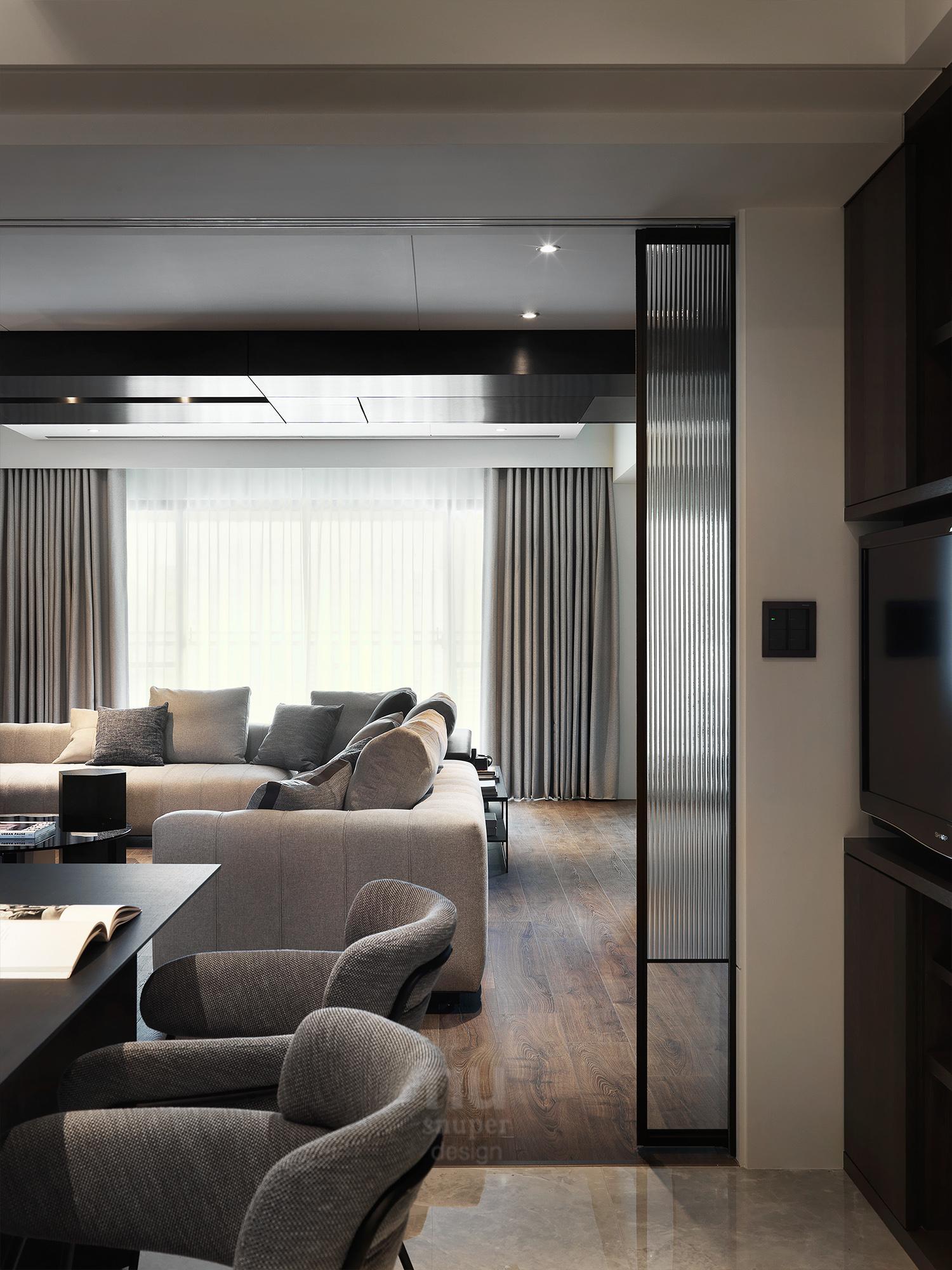 豪宅設計 - 都會剪影-廚房