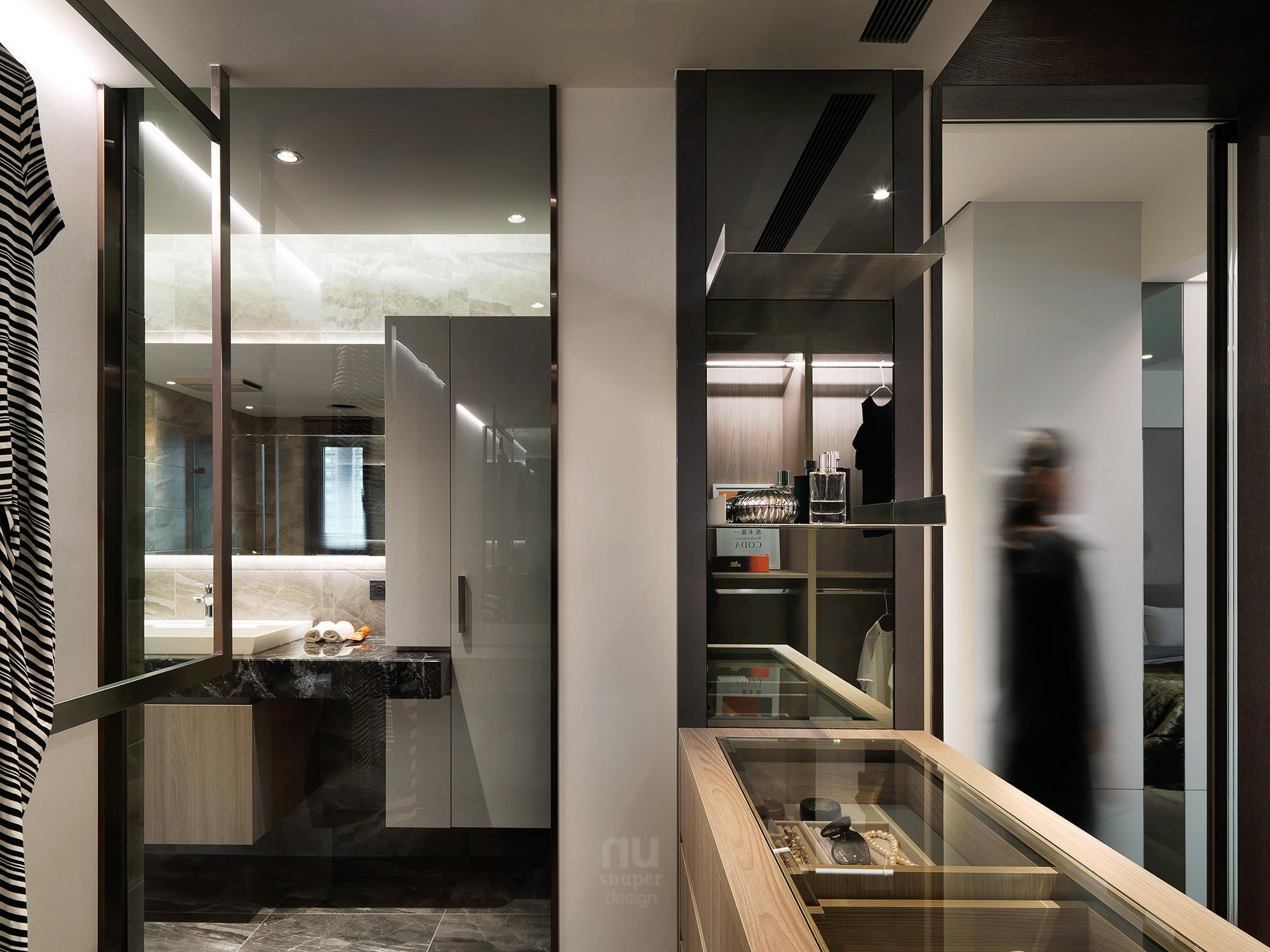 豪宅設計 - 都會剪影-浴室