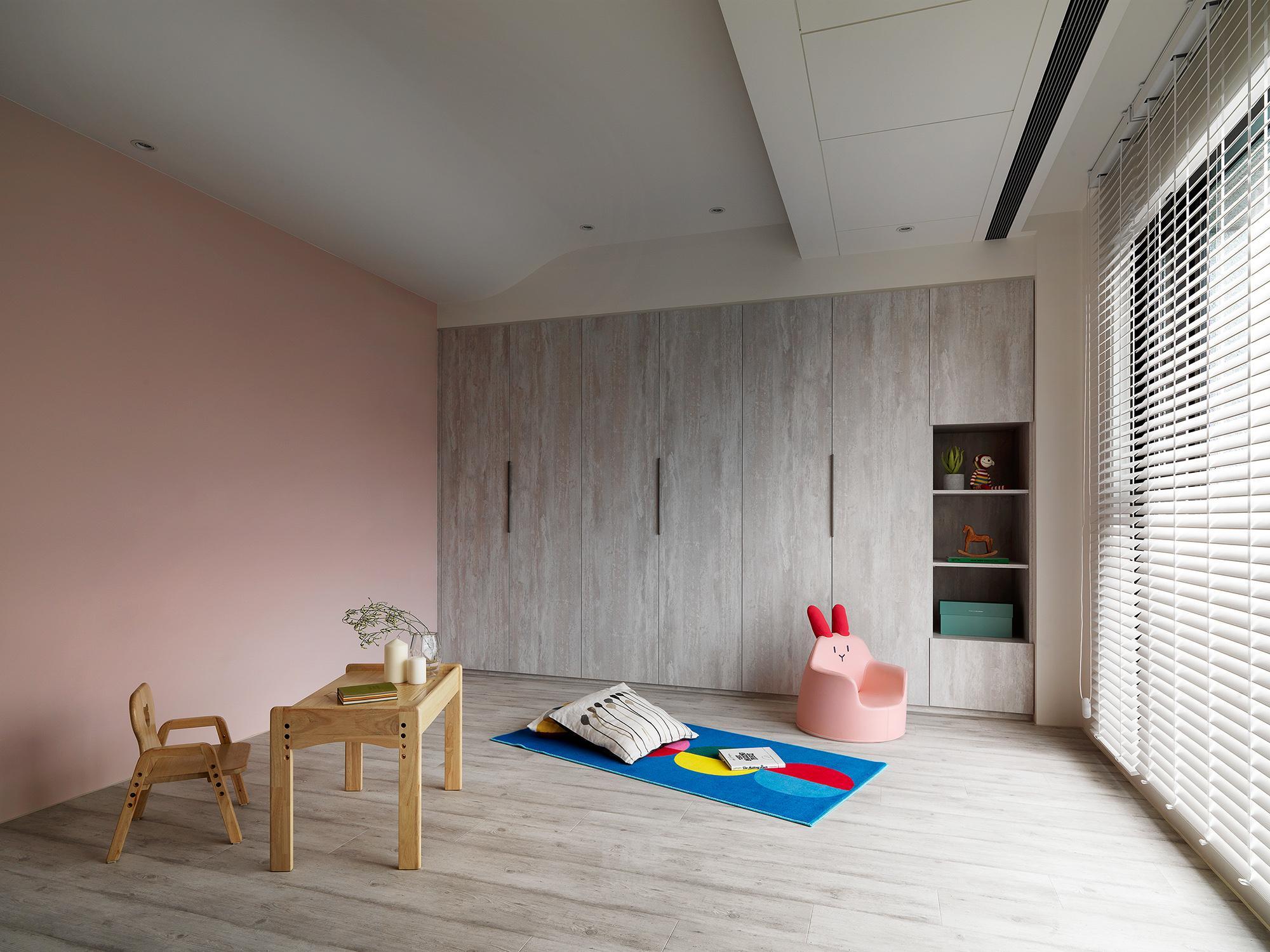 豪宅設計 - 都會剪影-兒童間