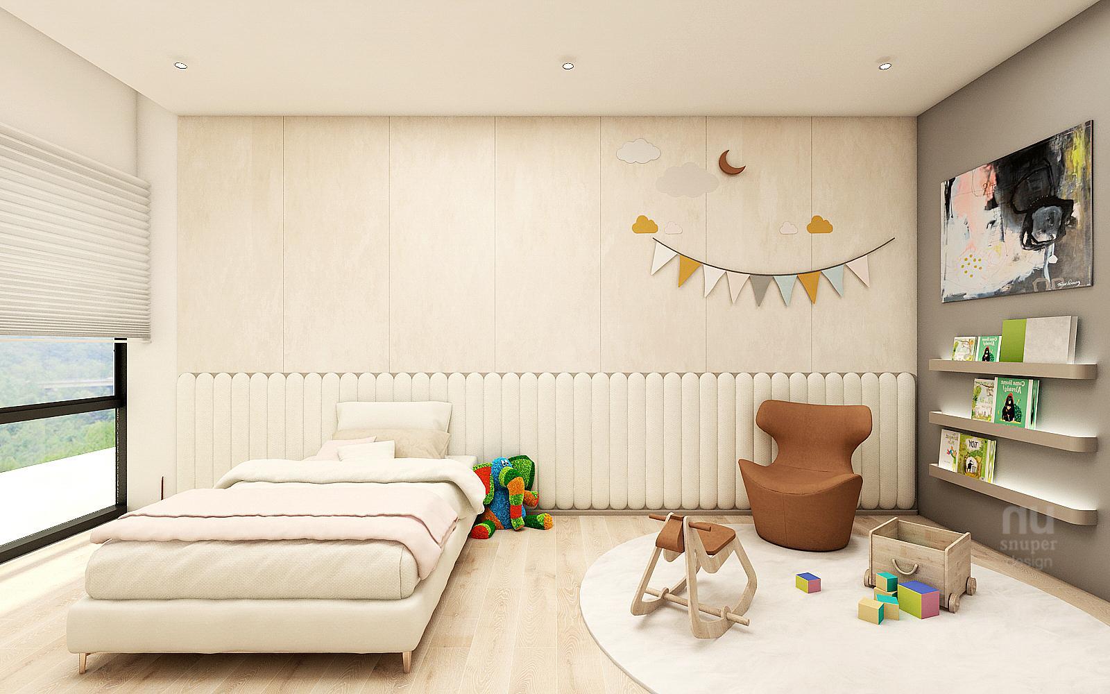 小孩房設計