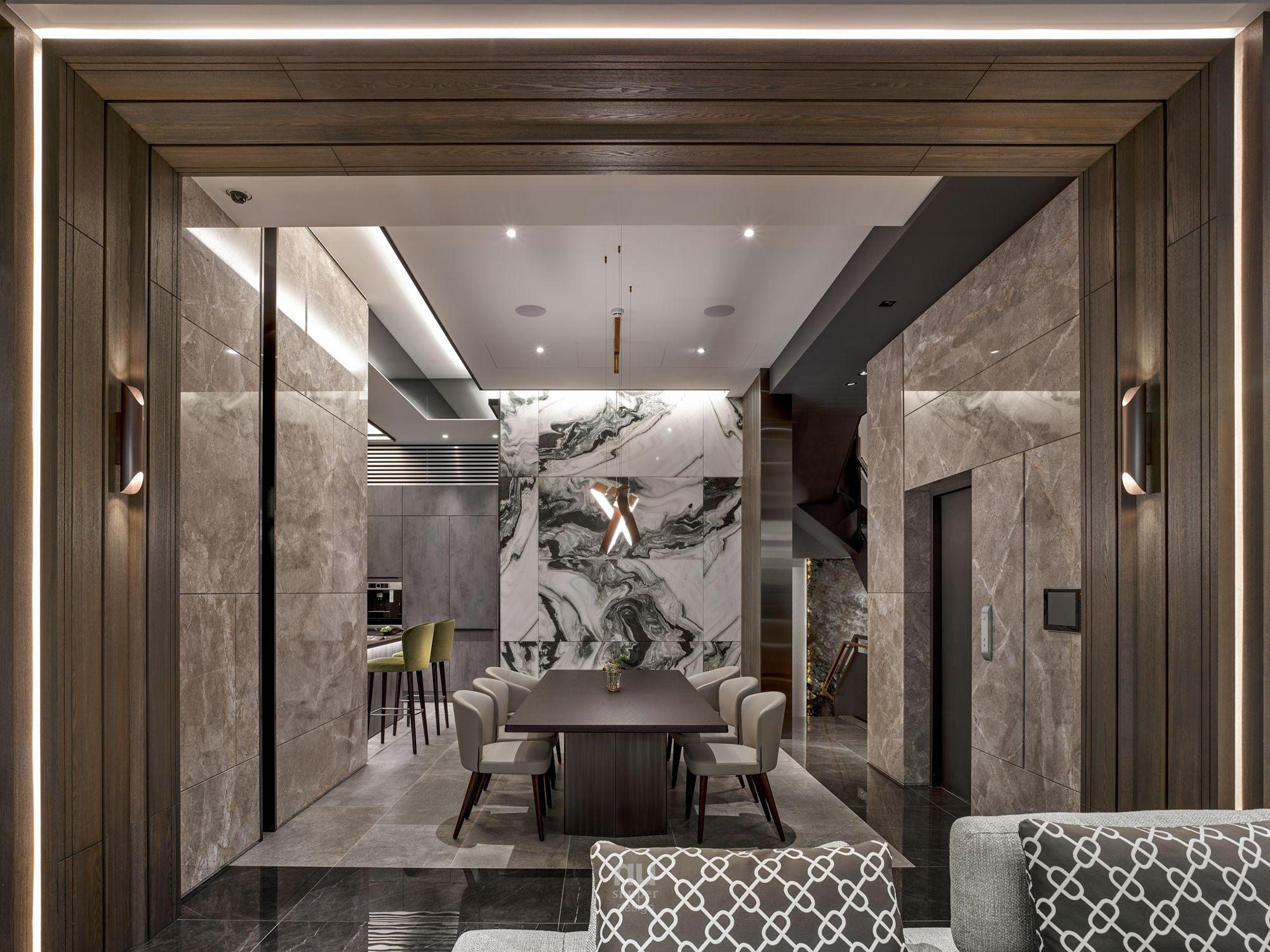 豪宅設計-大坪數-廚房