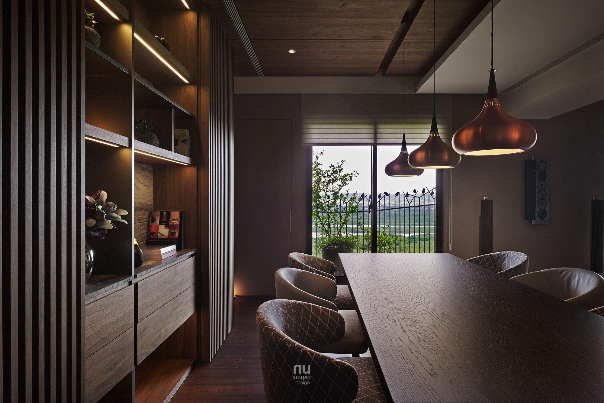 豪宅設計-臻邸 斂隱-客廳