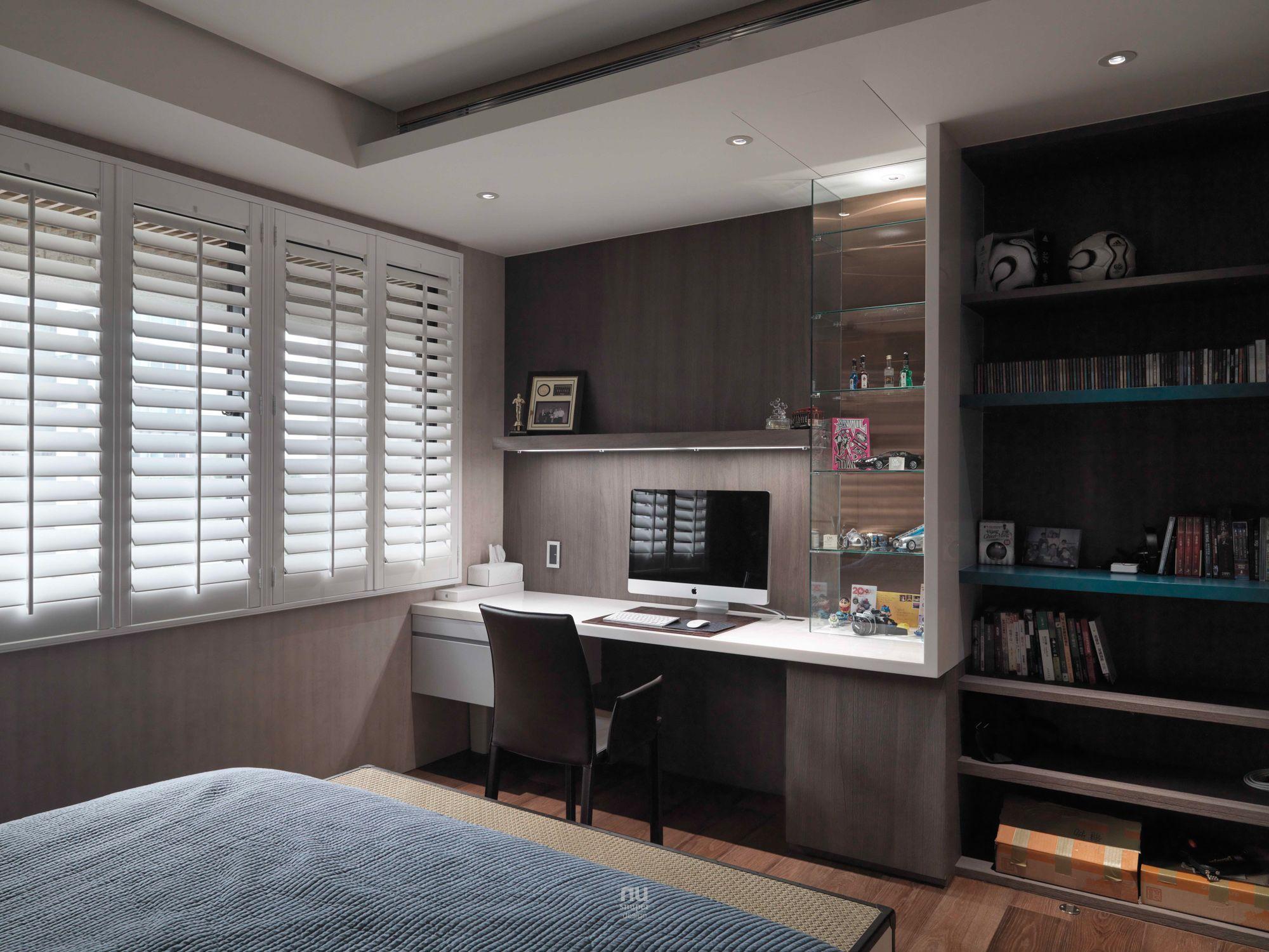 豪宅設計-青景-臥室