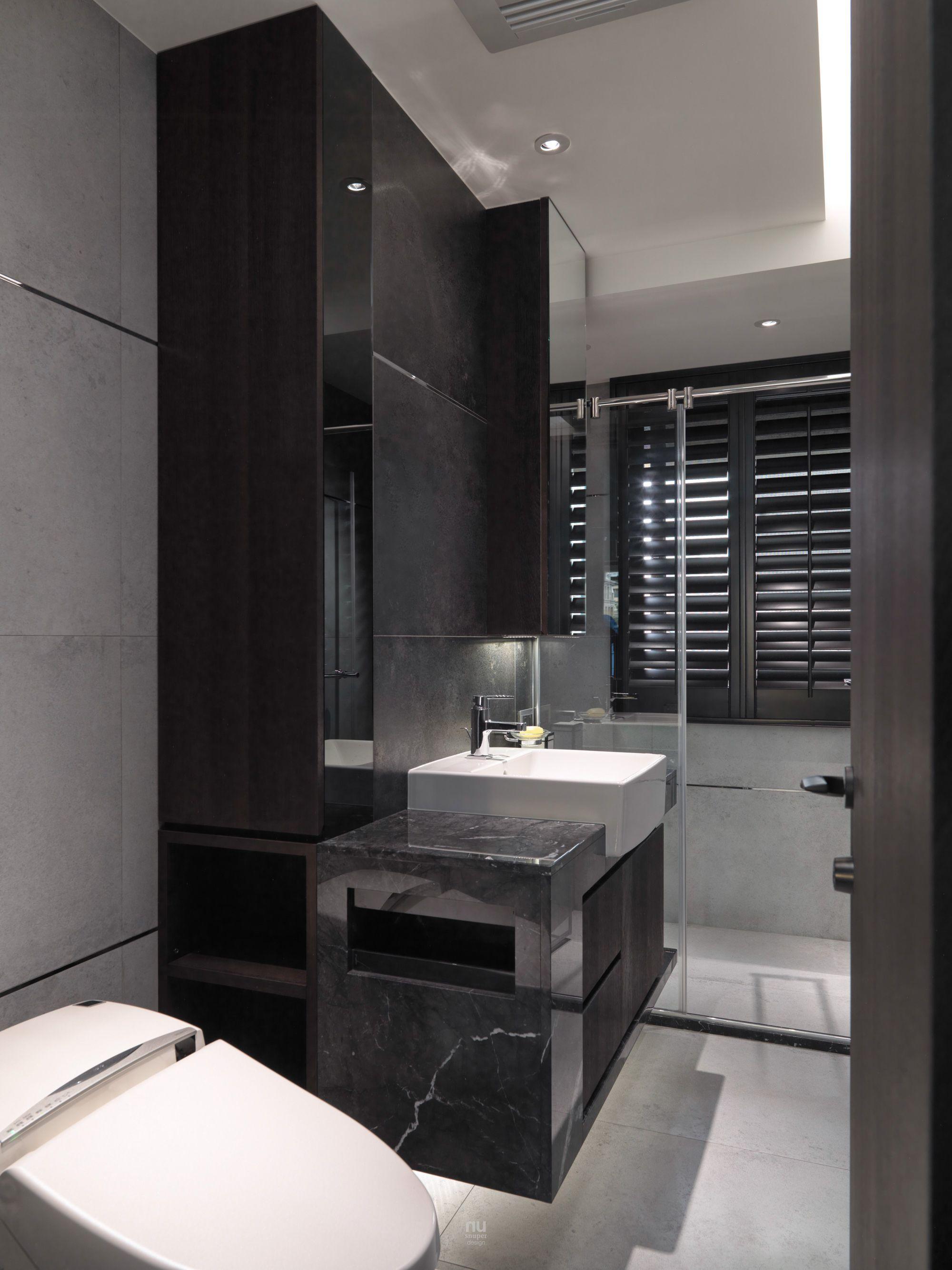 豪宅設計-青景-浴室