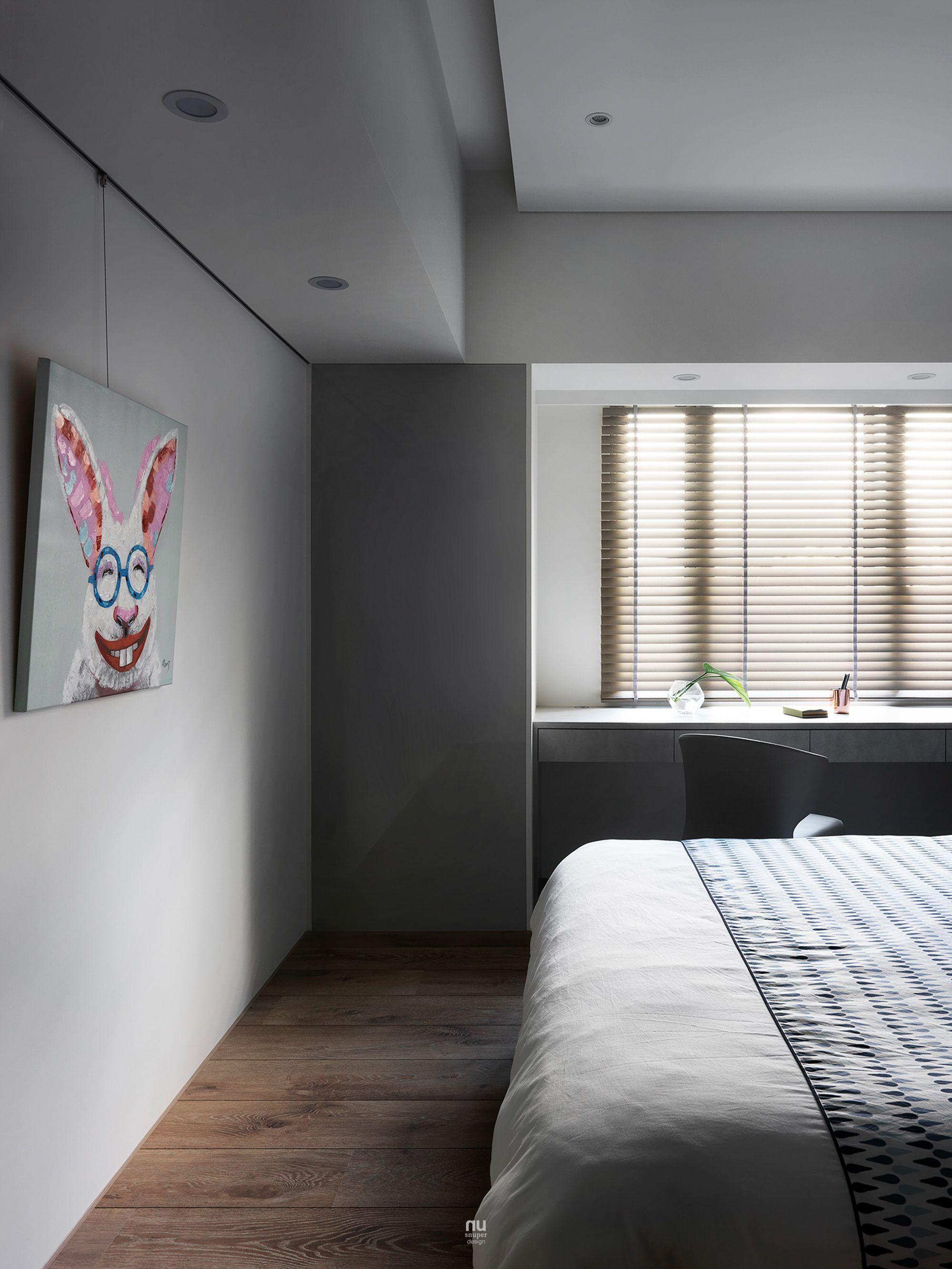 豪宅設計 -生活的味道-臥室