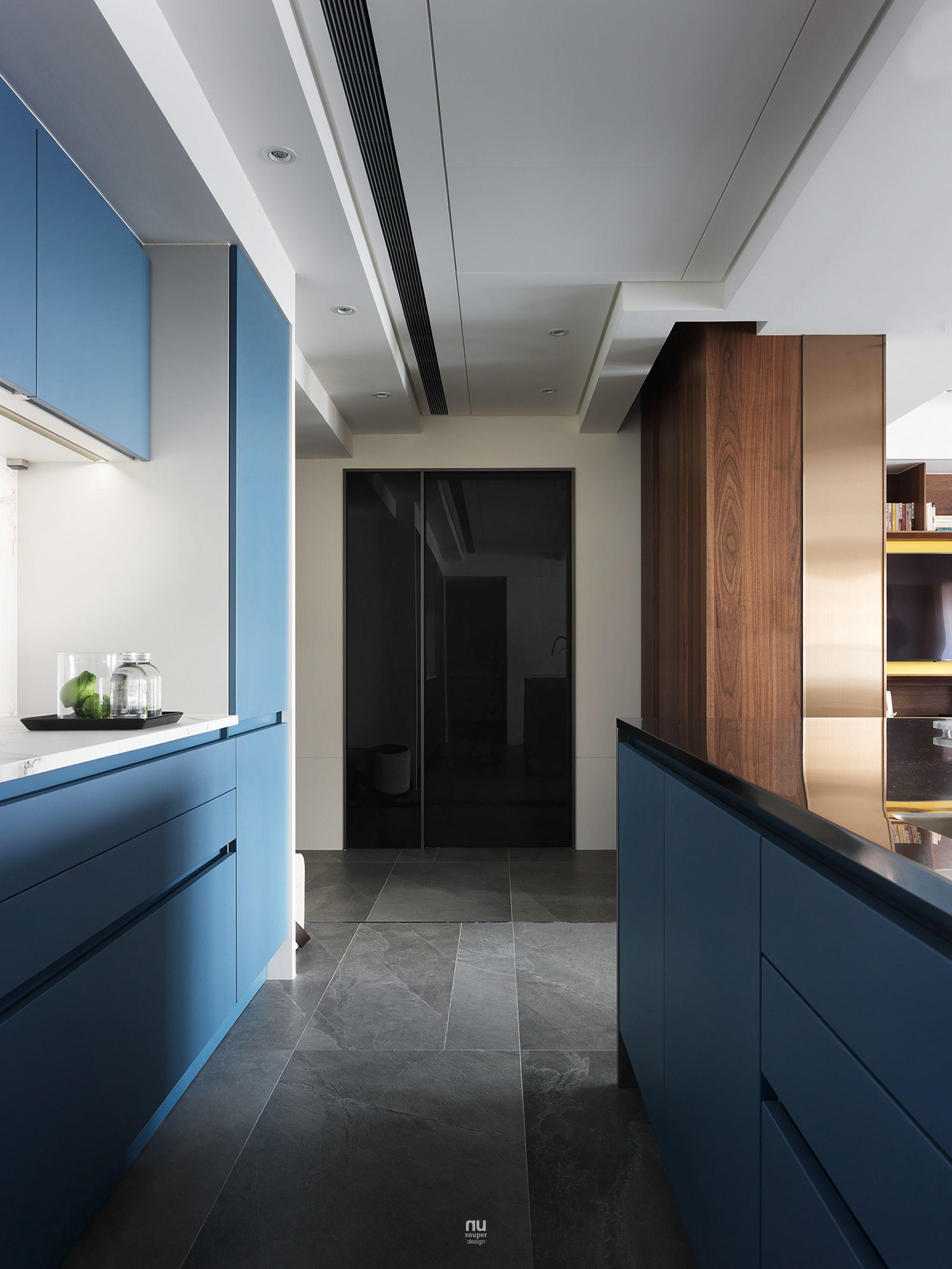 豪宅設計 -生活的味道-廚房