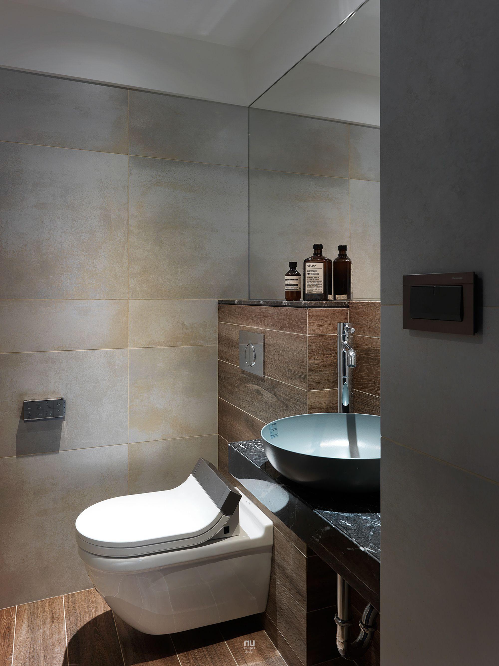 豪宅設計 -生活的味道-浴室