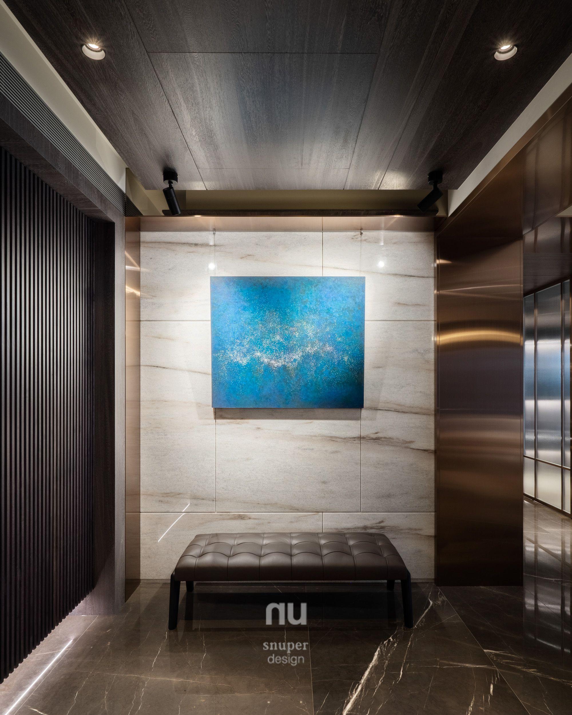 豪宅設計-大坪數-玄關