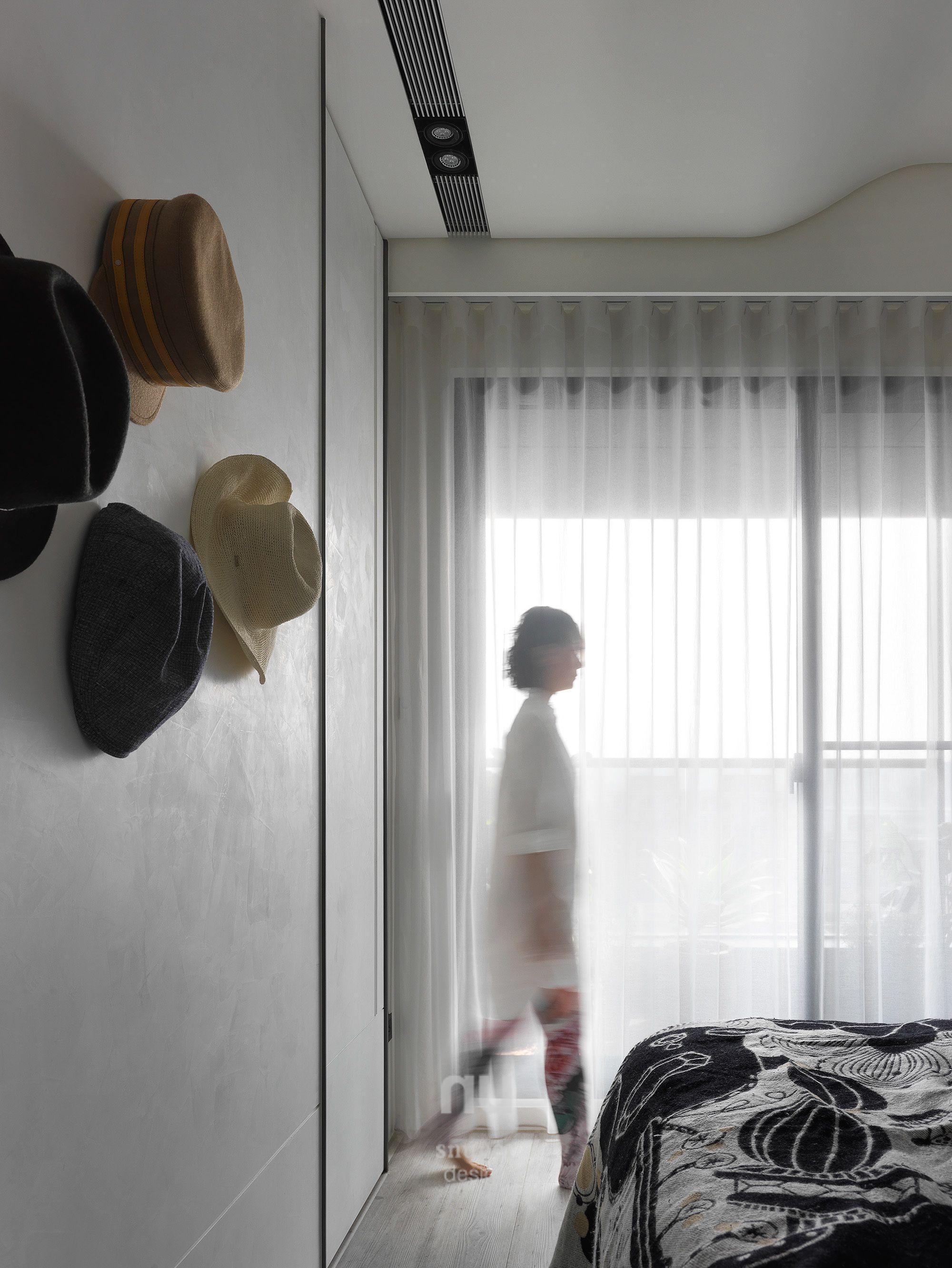 小坪數設計-文心日日-臥室