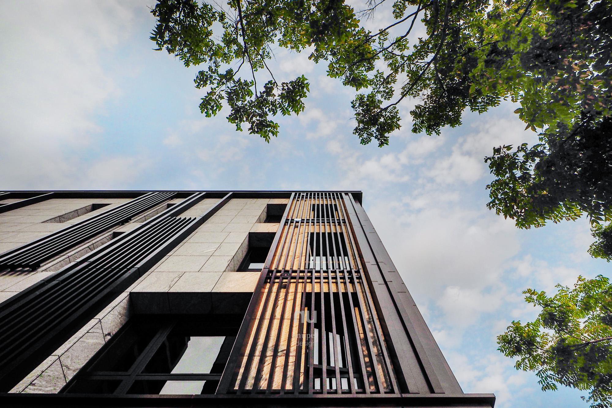 建築設計-世代共築-自地自建