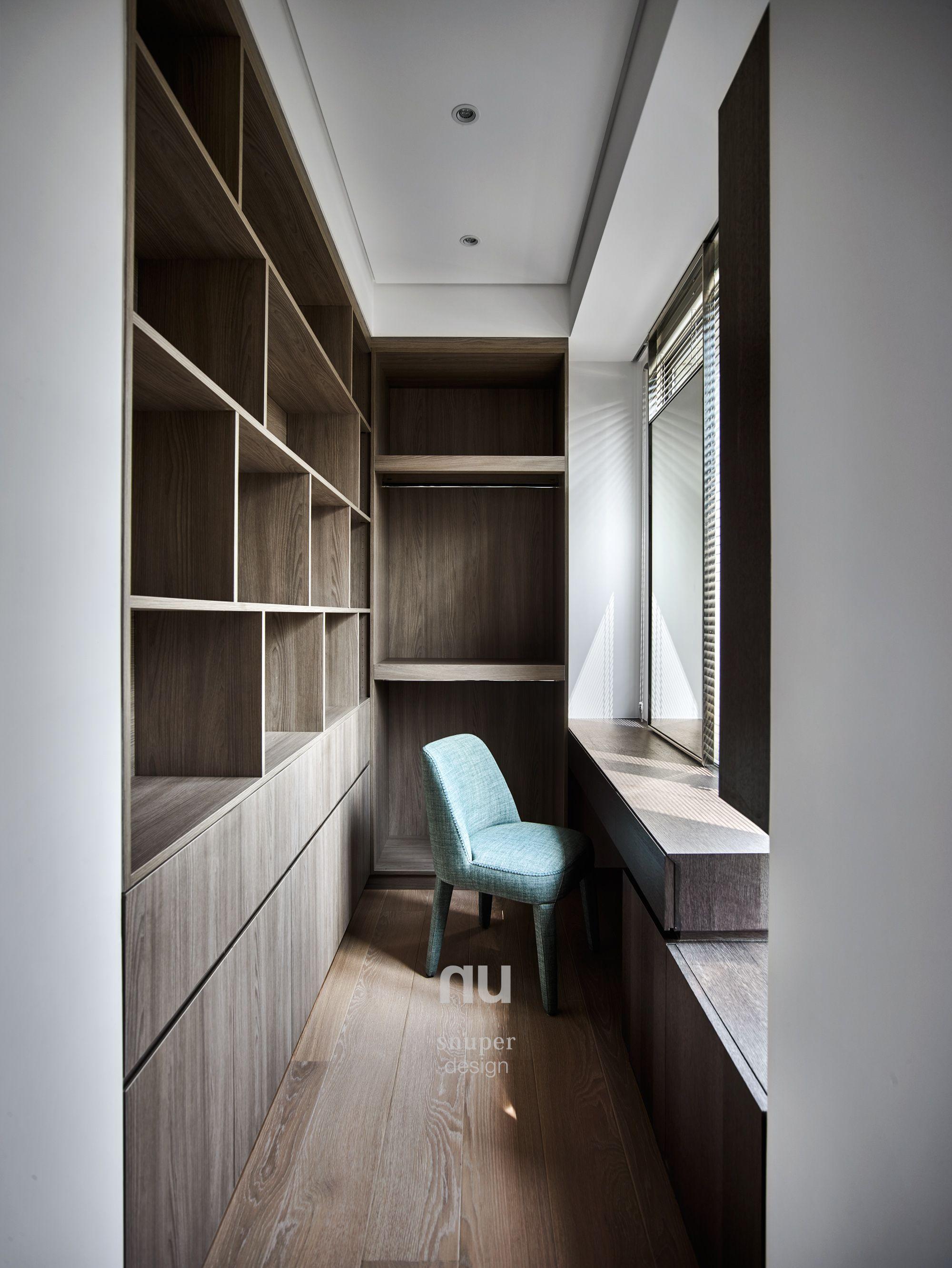 建築設計-世代共築-書房