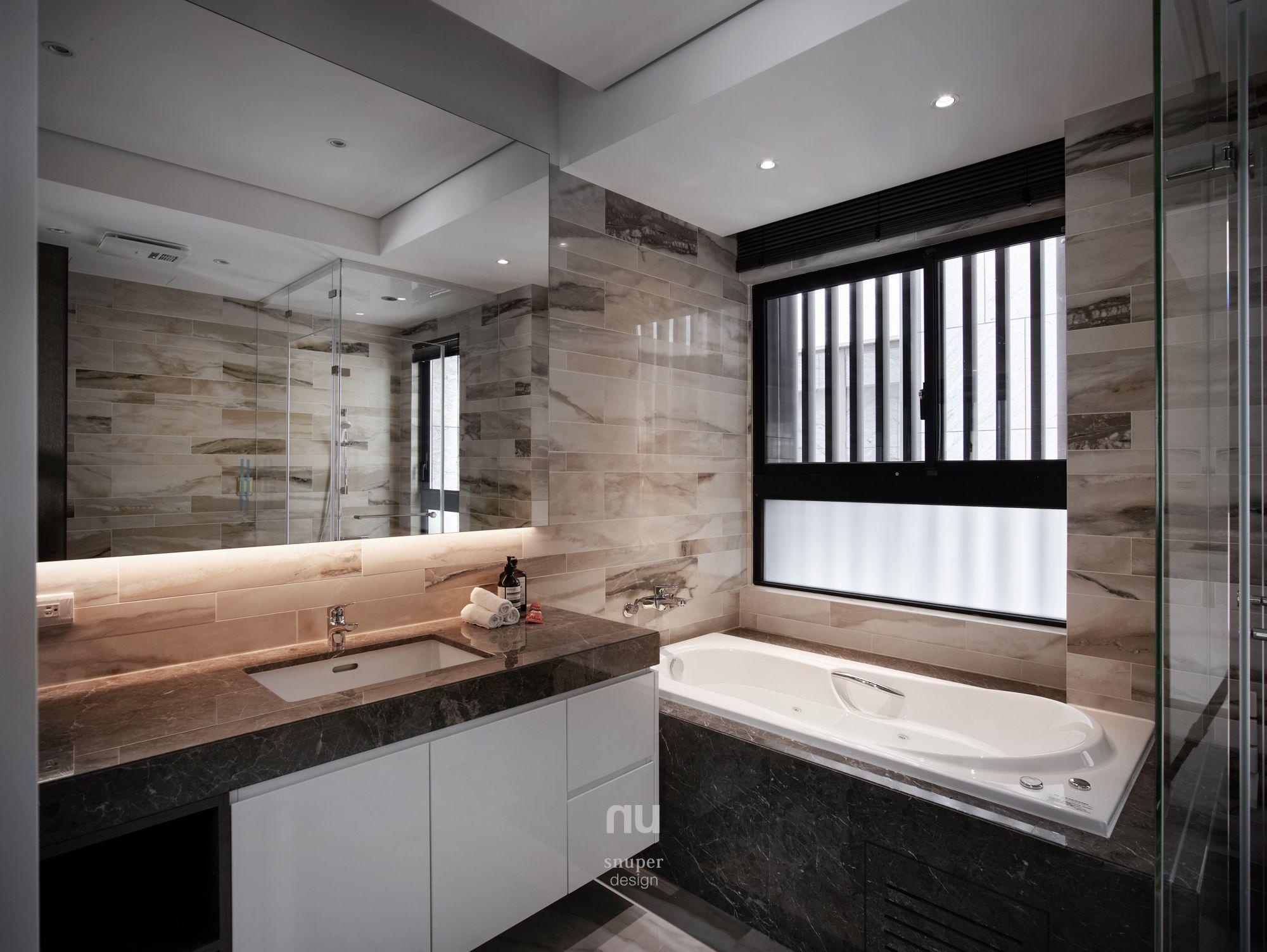 建築設計-世代共築-浴室