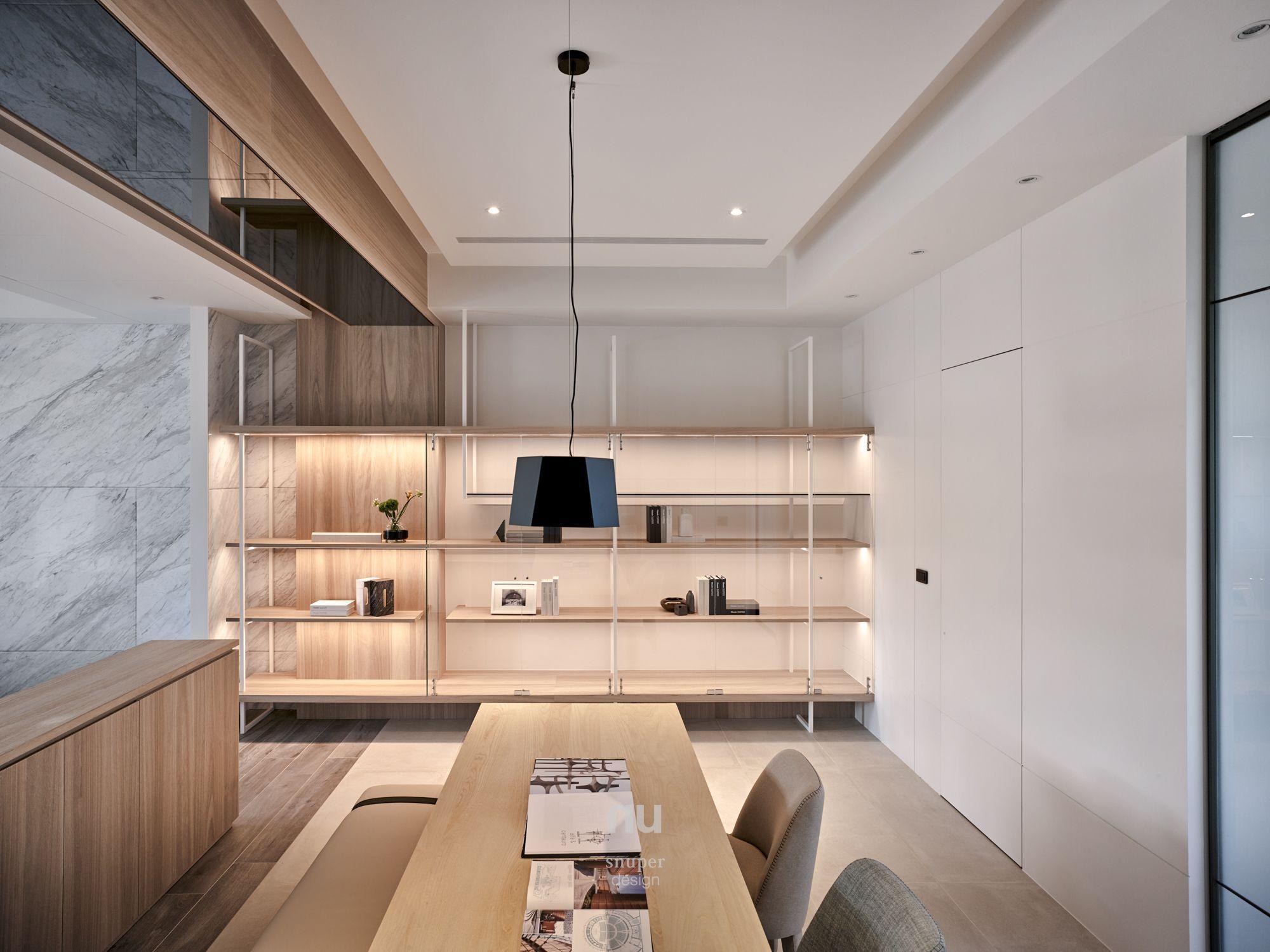 建築設計-世代共築-餐廳