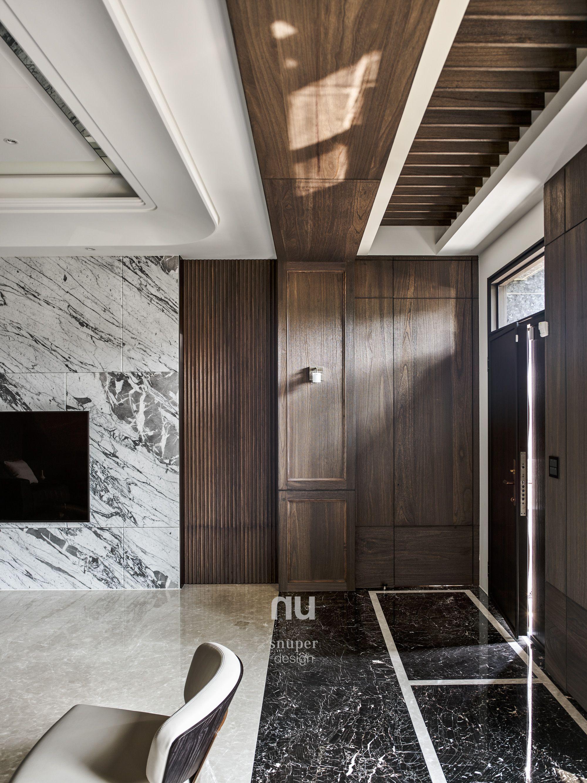 建築設計-世代共築-客廳