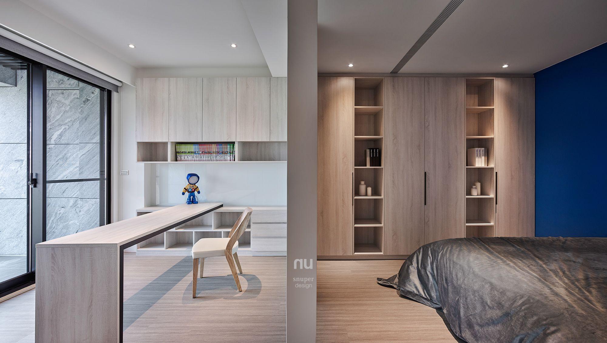 建築設計-世代共築-小孩房