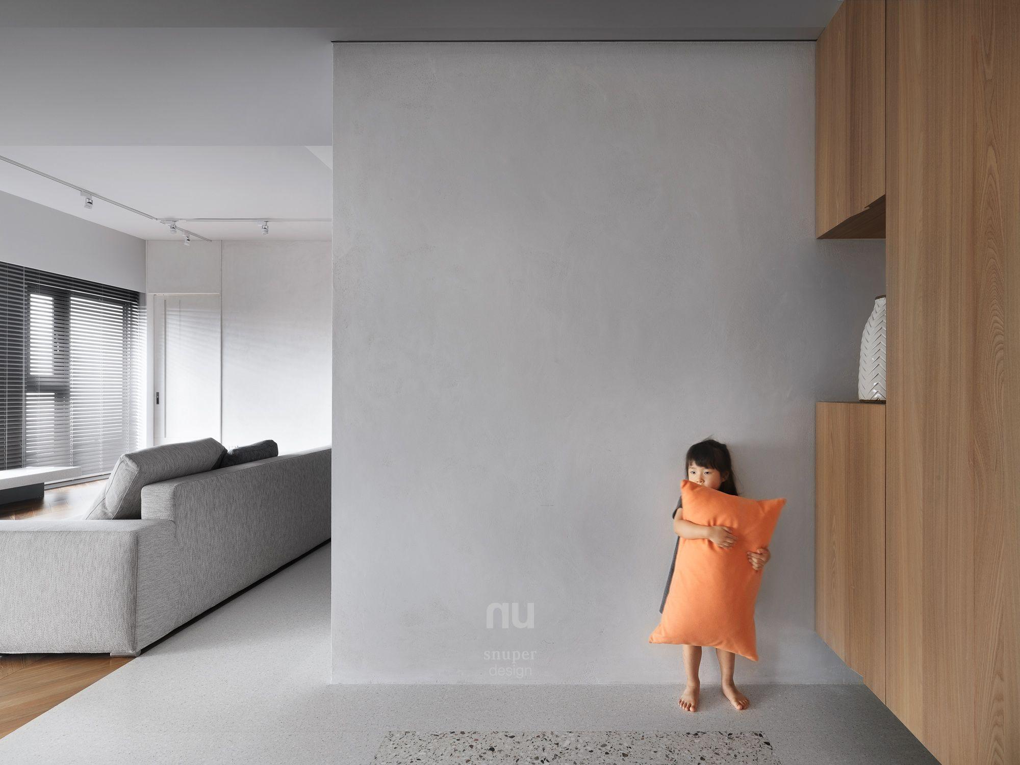 豪宅設計-晨光天地-玄關