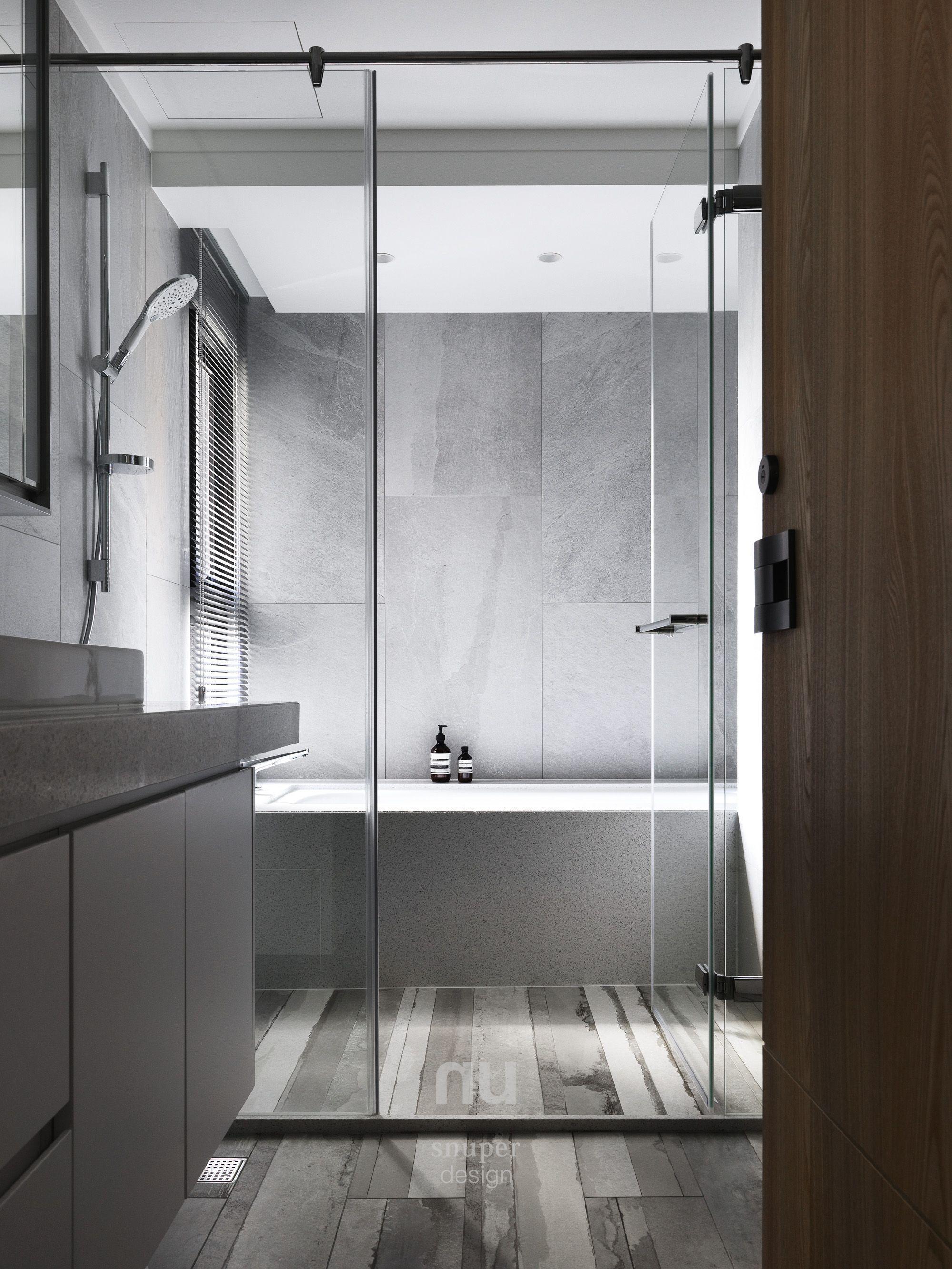 豪宅設計-晨光天地-浴室