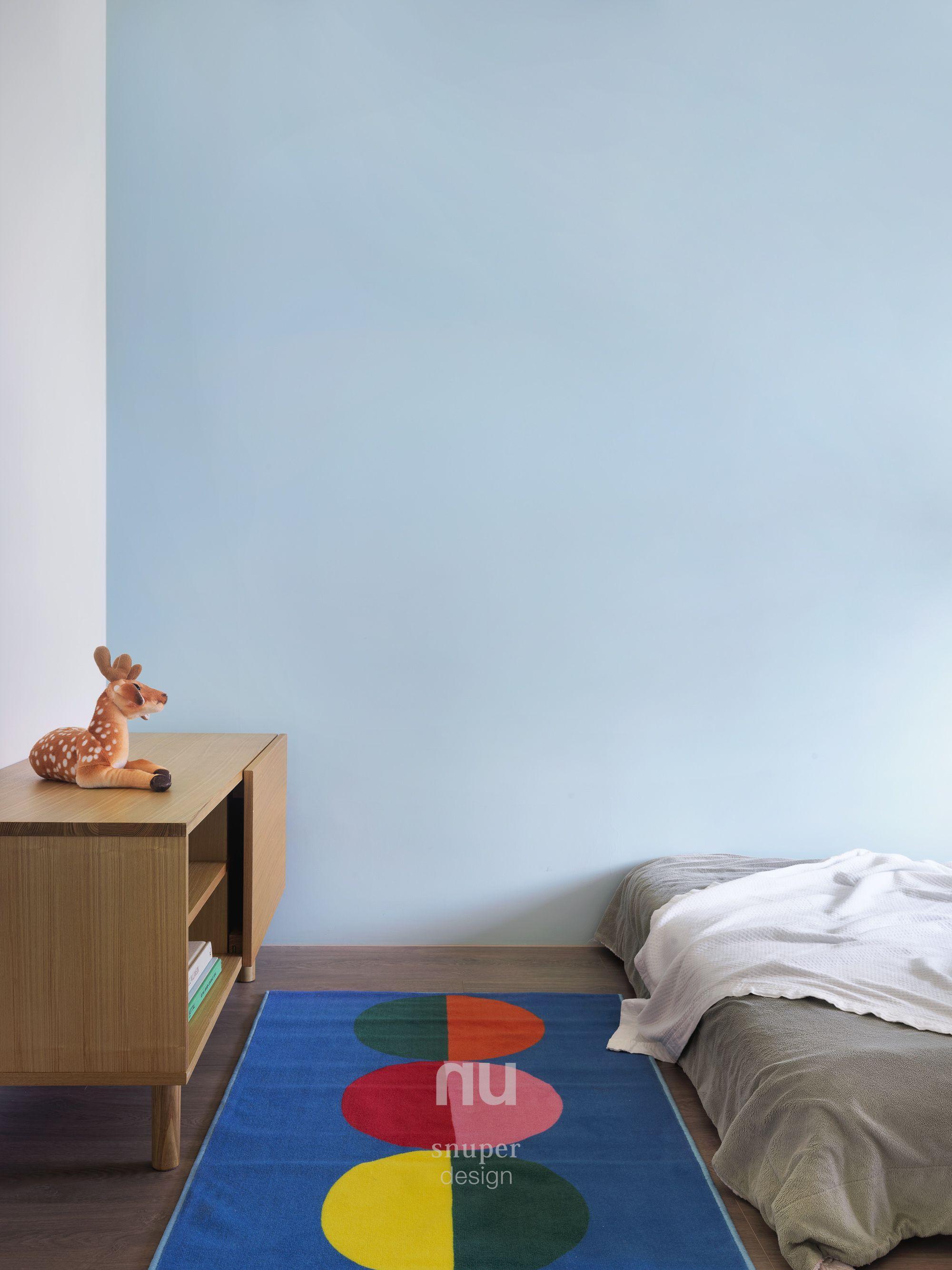 豪宅設計-晨光天地-小孩房