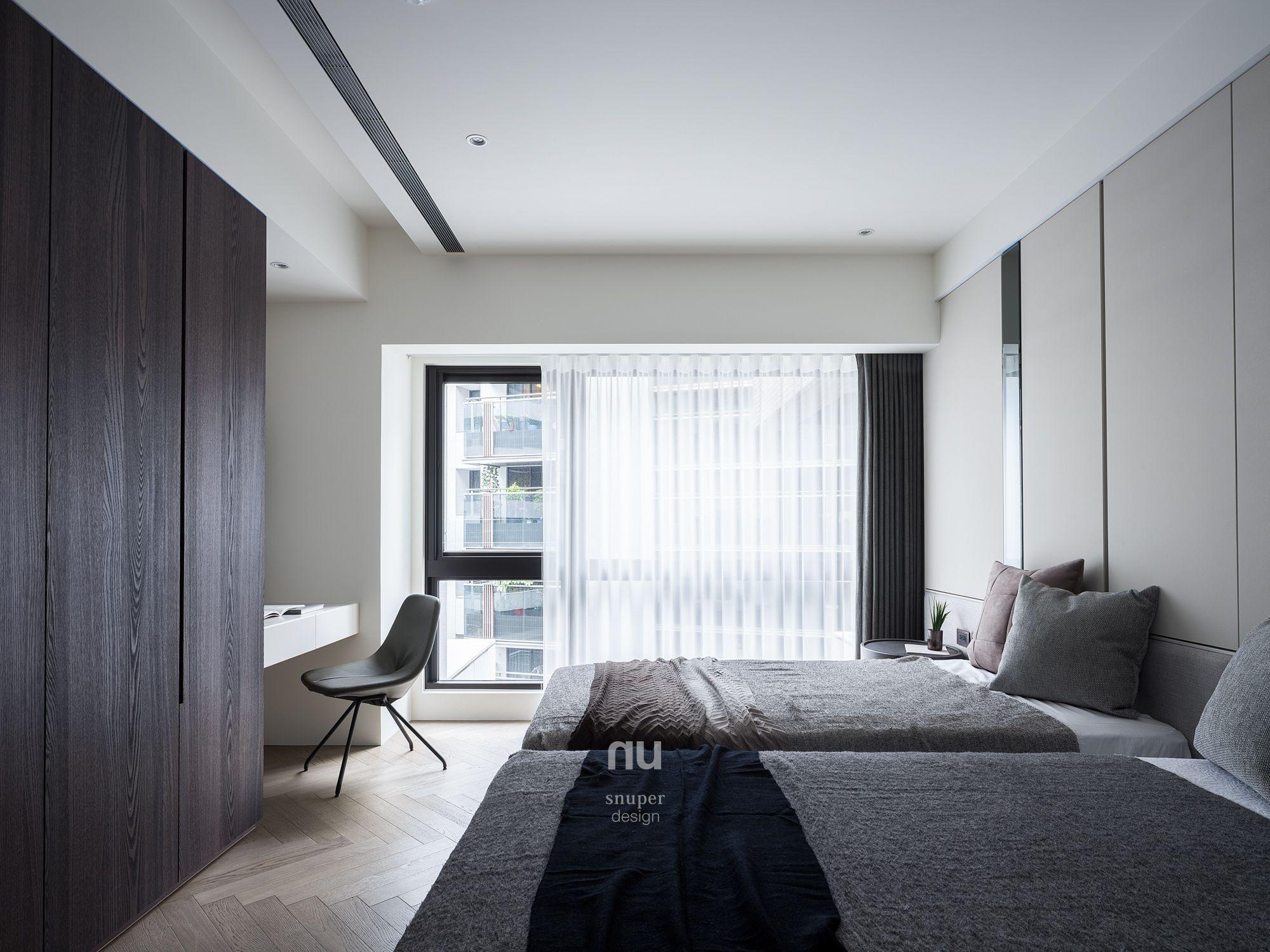 豪宅設計-都會綠洲-客房