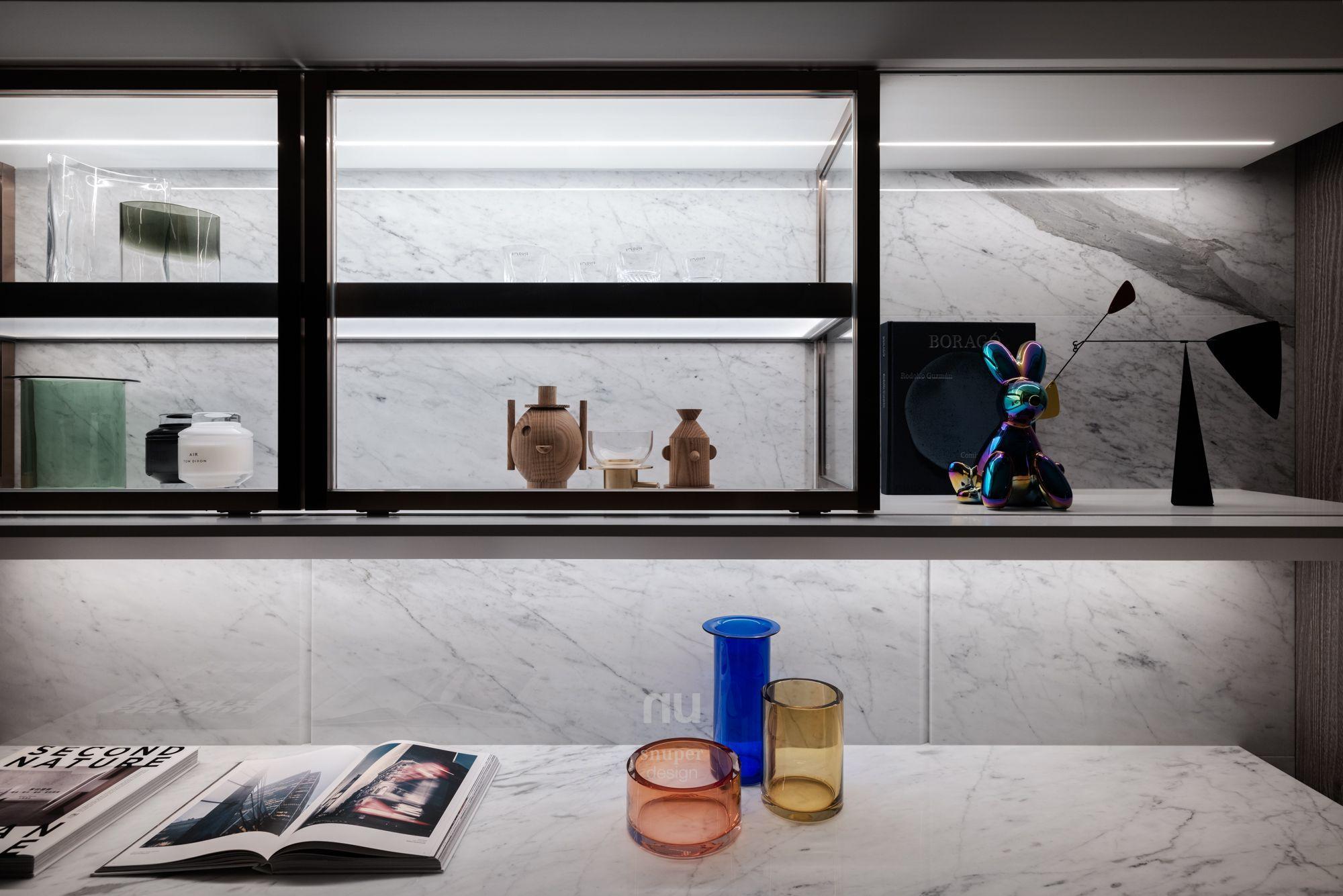 豪宅設計-當代風采-餐廳
