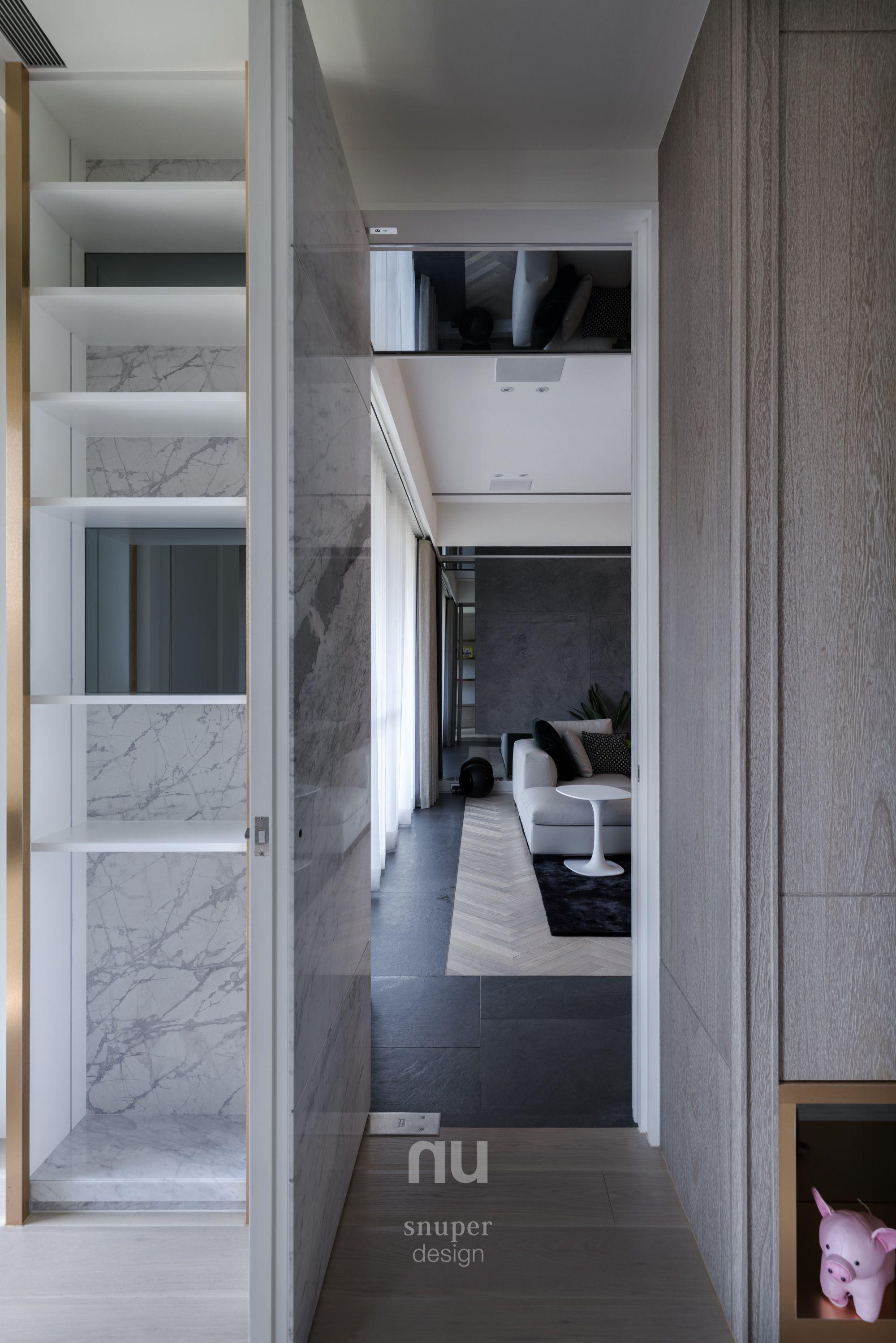 豪宅設計-當代時髦的風采-客廳