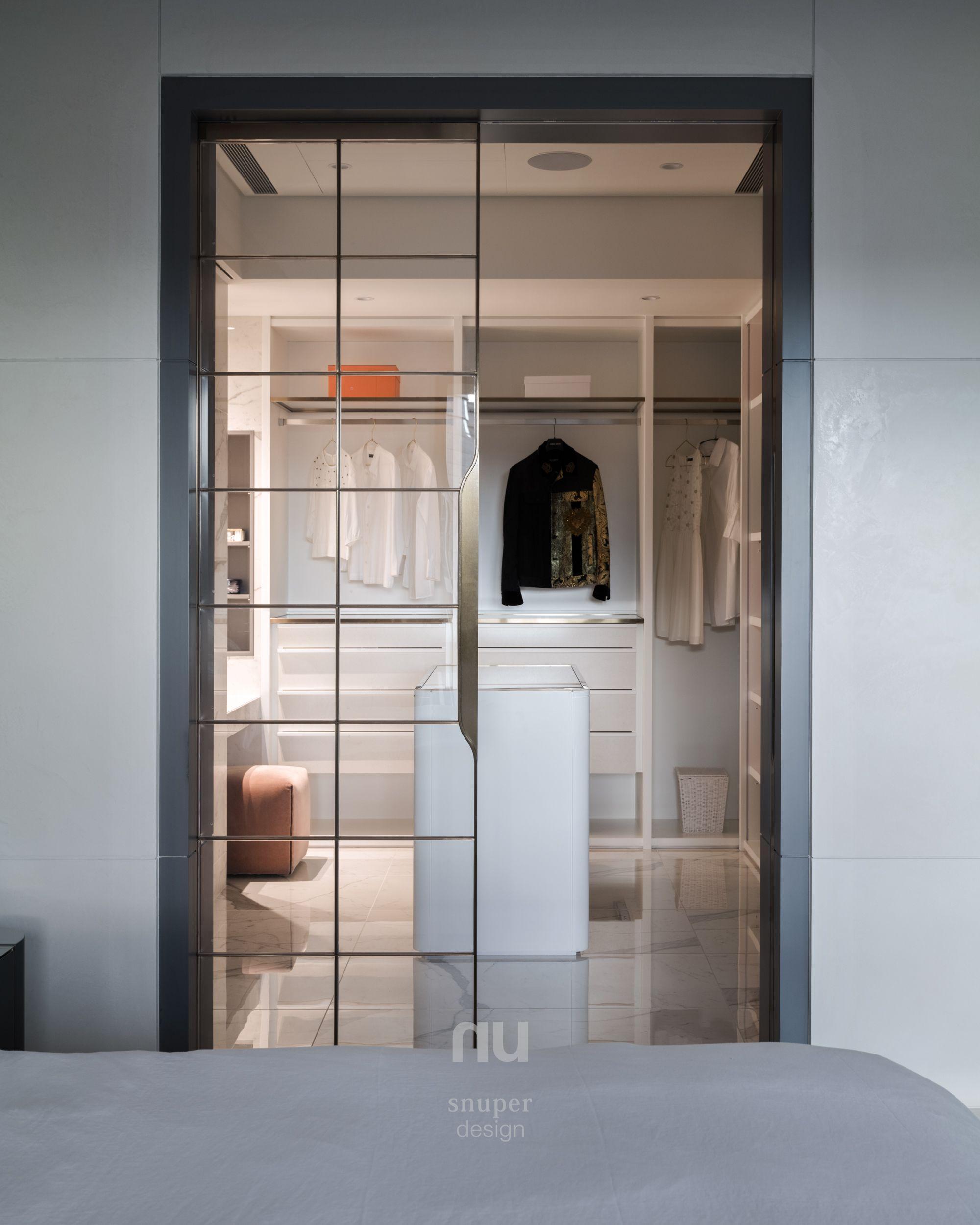 豪宅設計-當代風采-主臥室