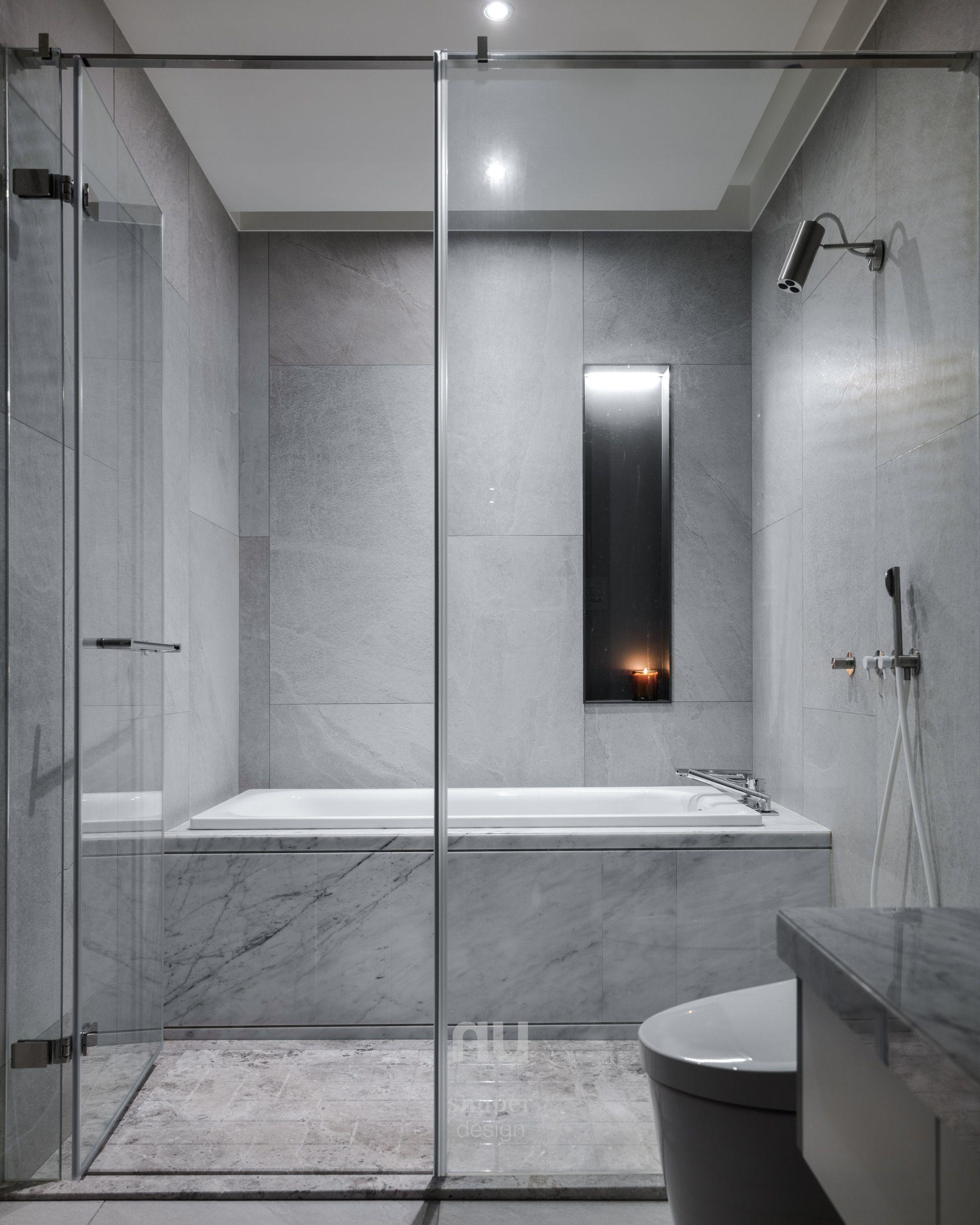 豪宅設計-當代風采-客浴