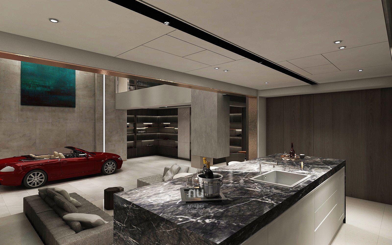 豪宅設計-南京安品-餐廳