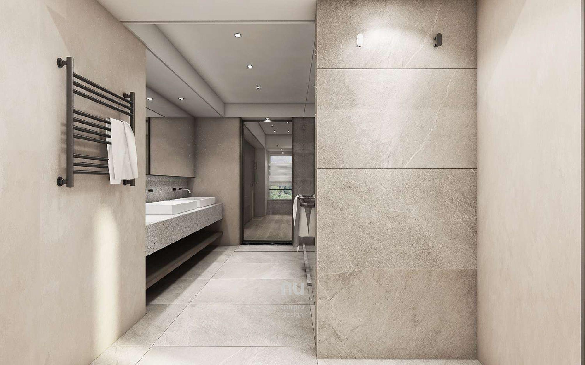 豪宅設計-大坪數-主浴