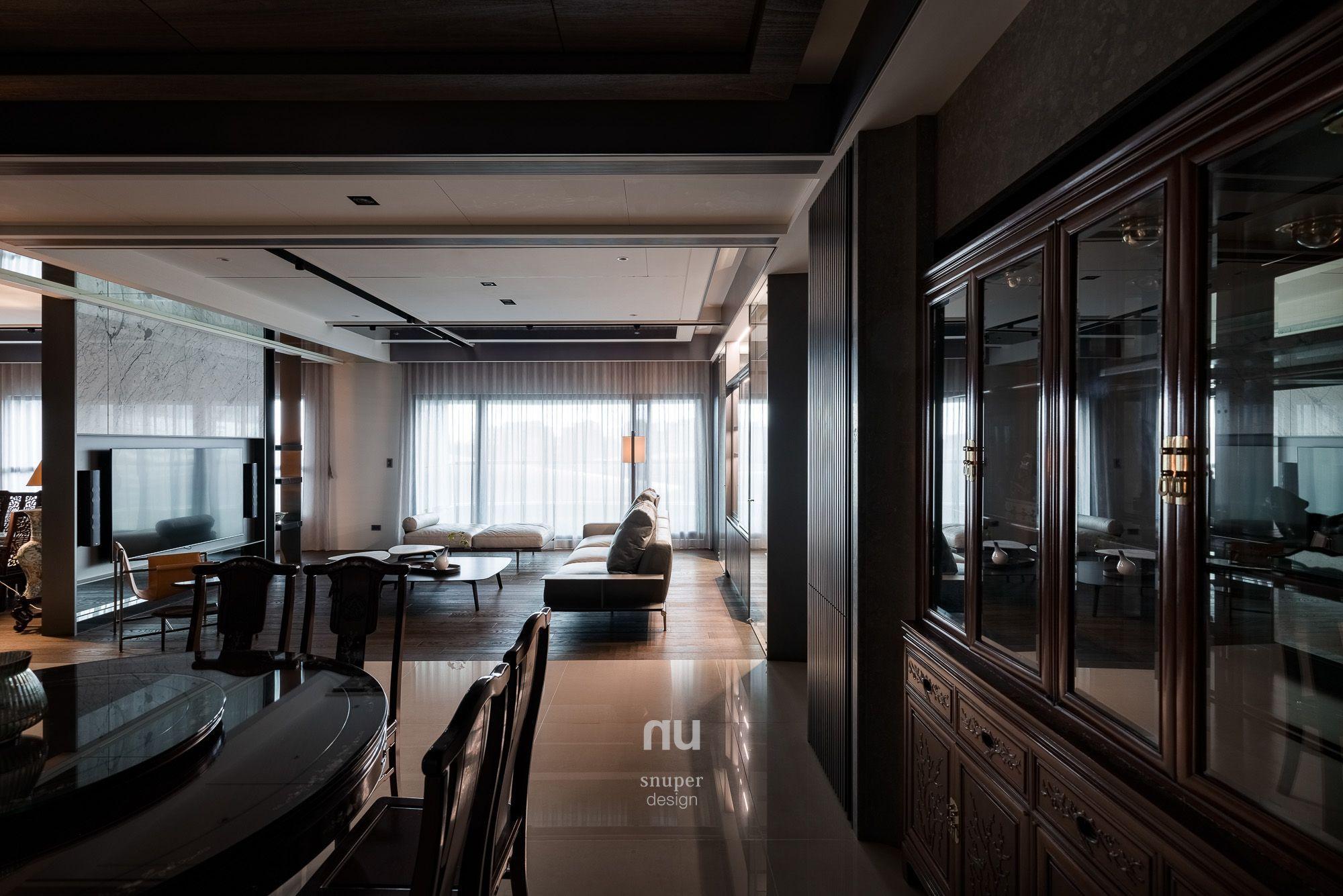 豪宅設計-鑄-客廳