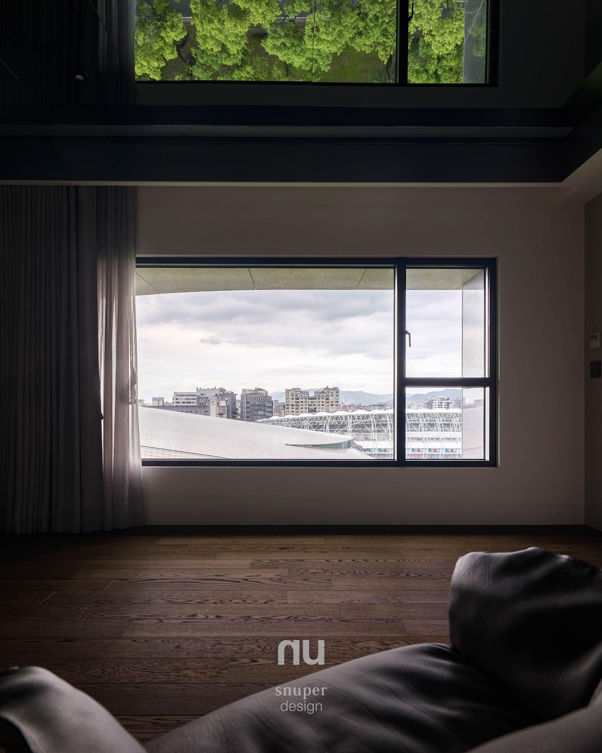 豪宅設計-鑄-視聽室