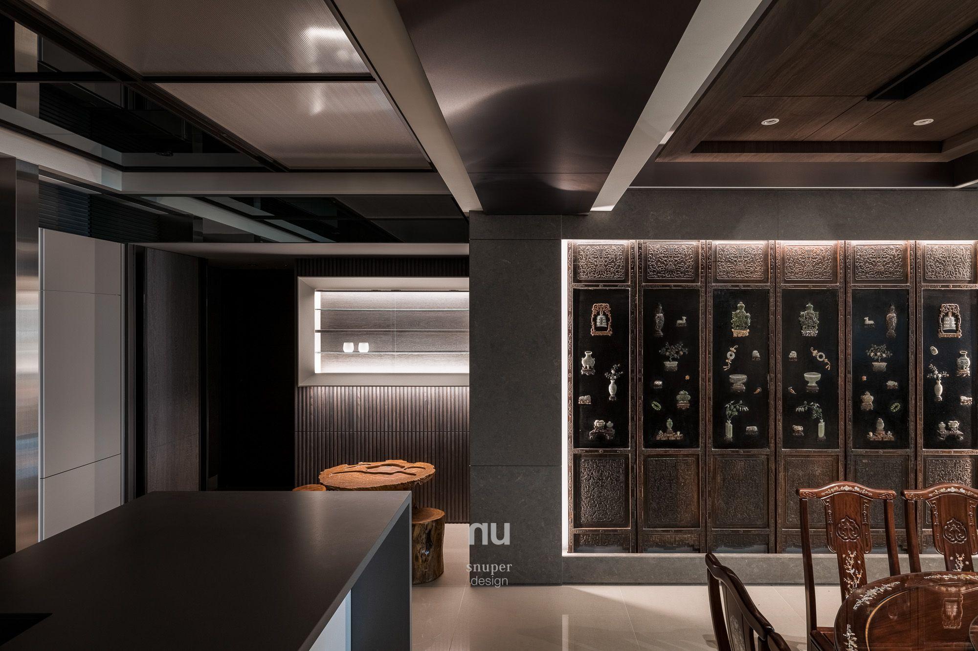 豪宅設計-鑄-餐廳
