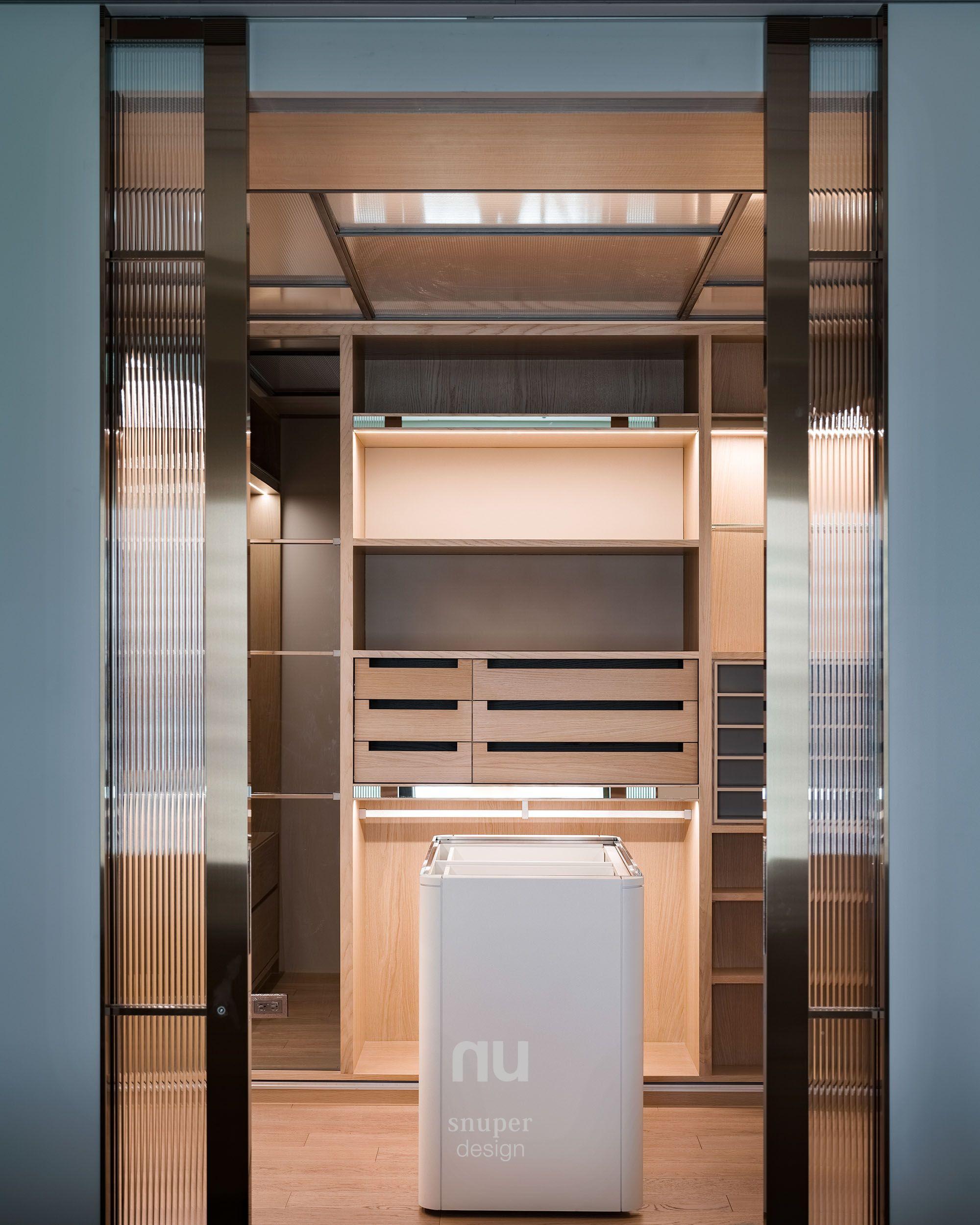 豪宅設計-鑄-更衣室