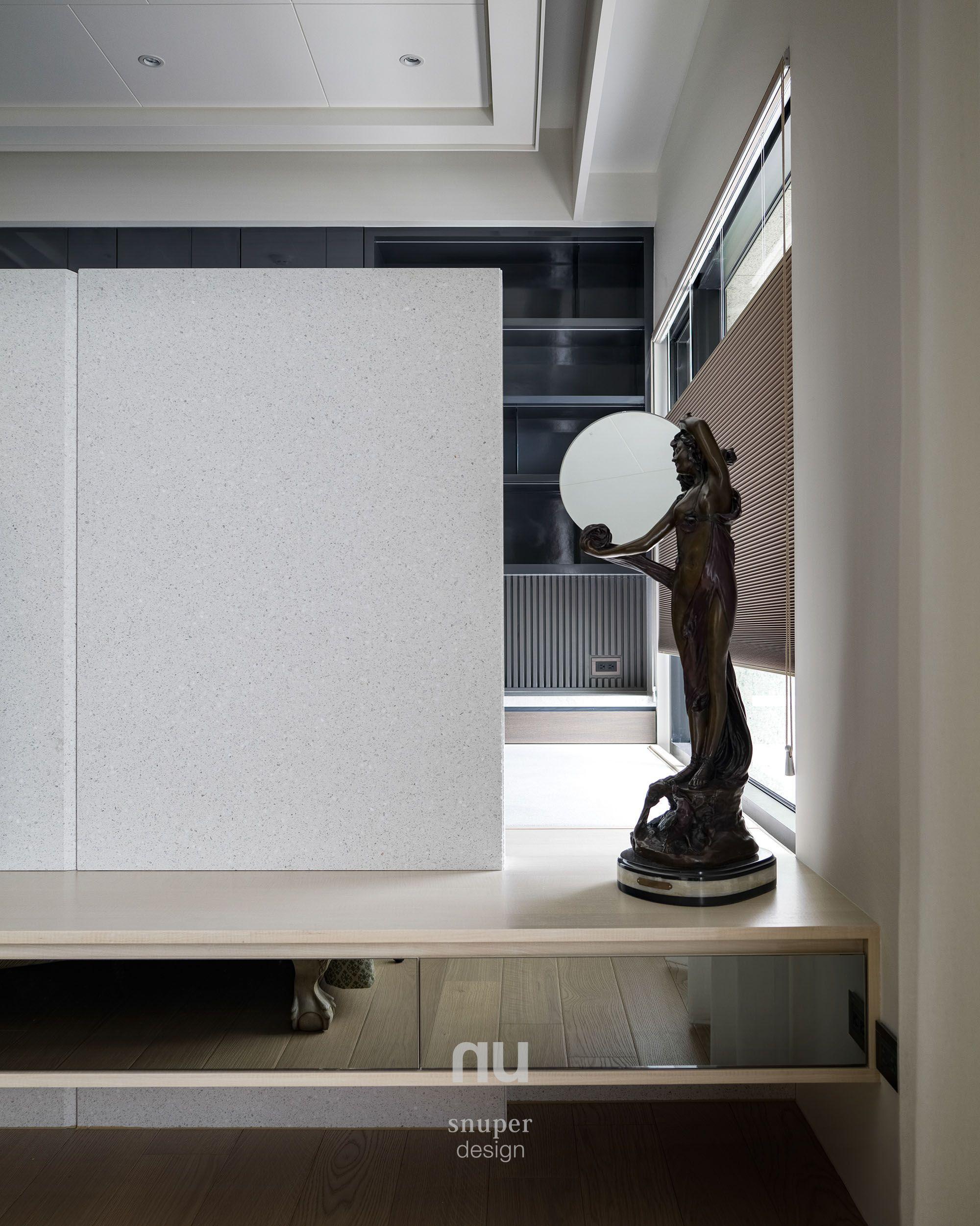 豪宅設計-鑄-主臥室