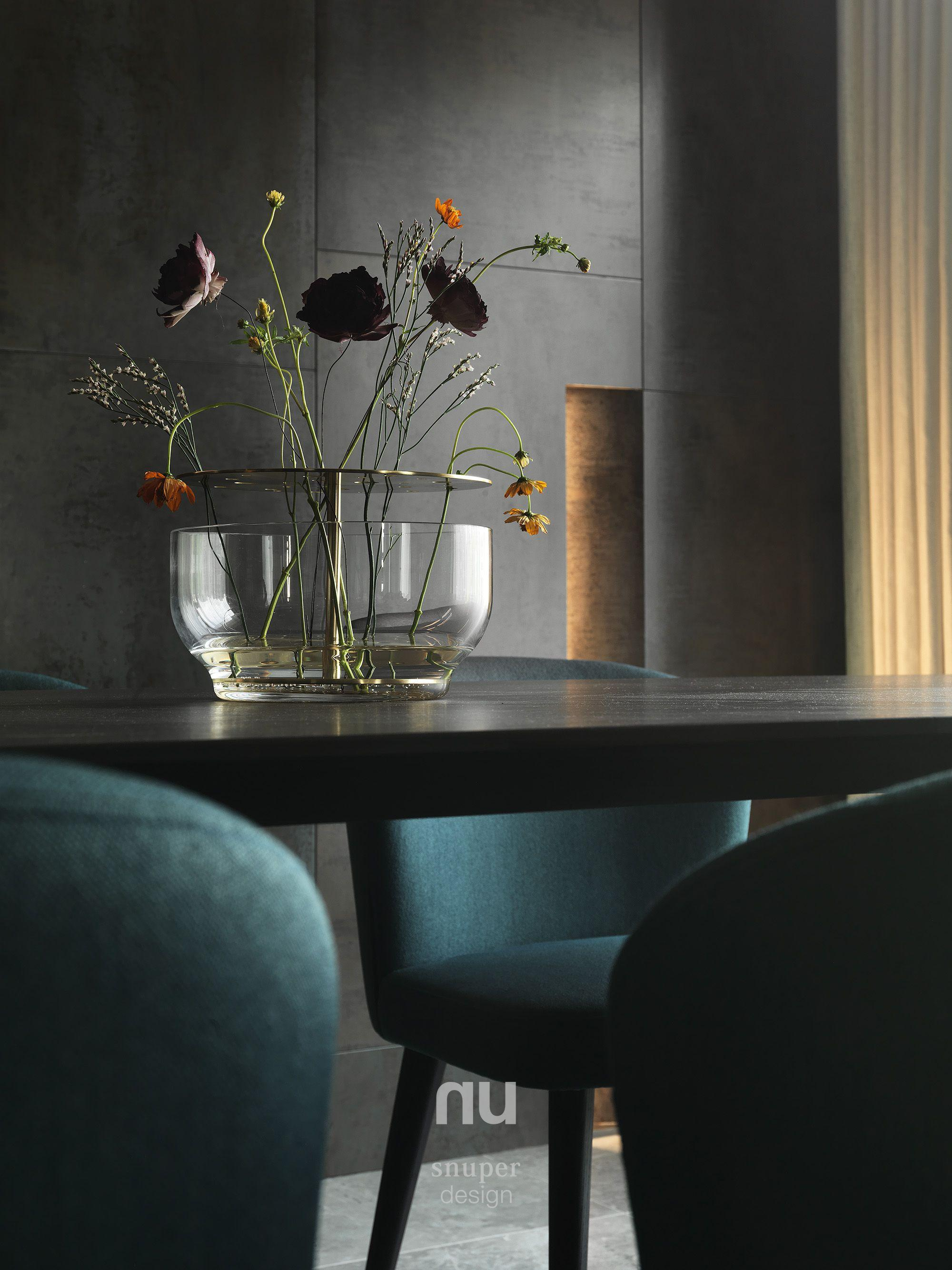 豪宅設計-大坪數-餐廳
