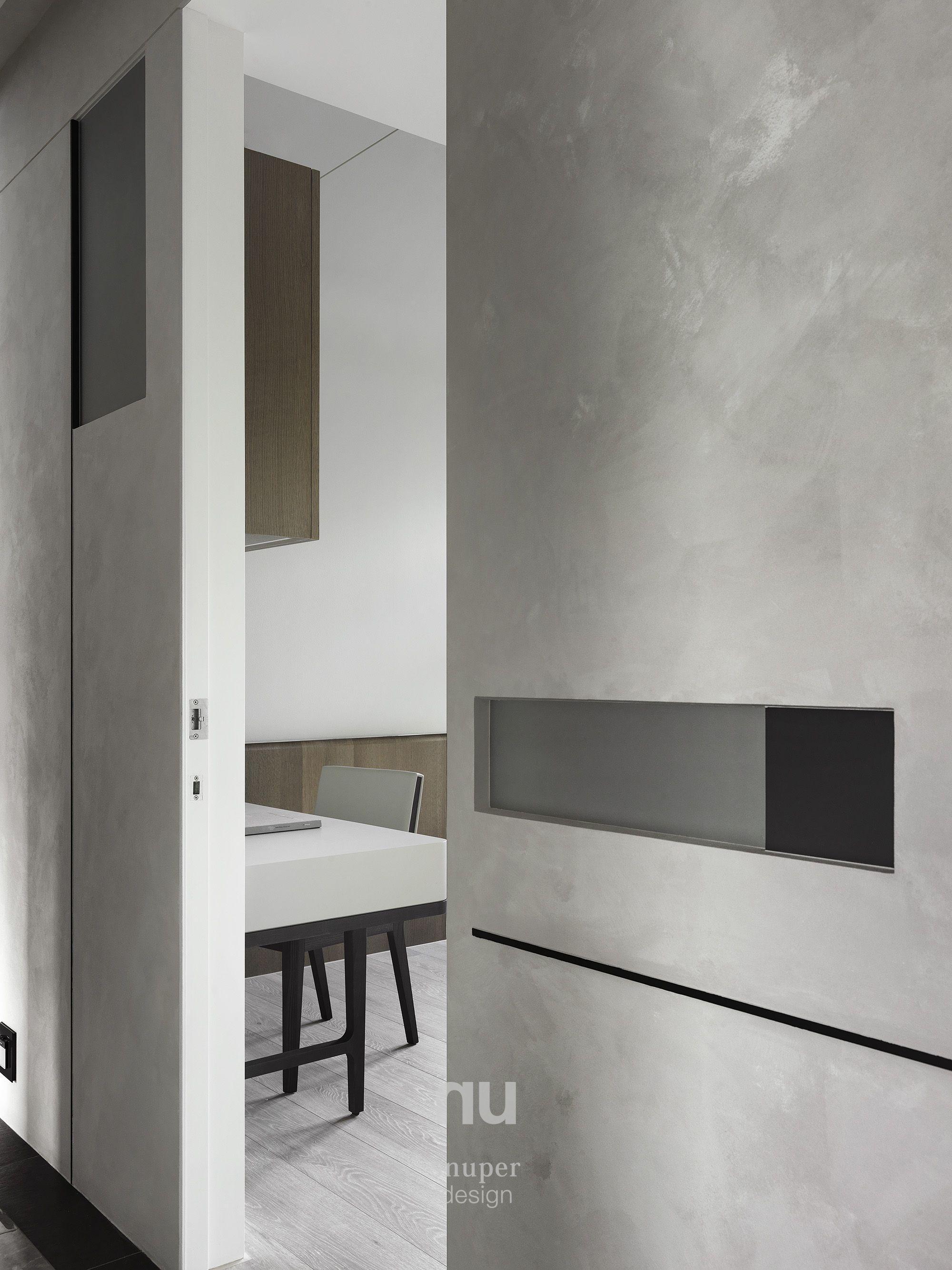 豪宅設計-大坪數-廊道