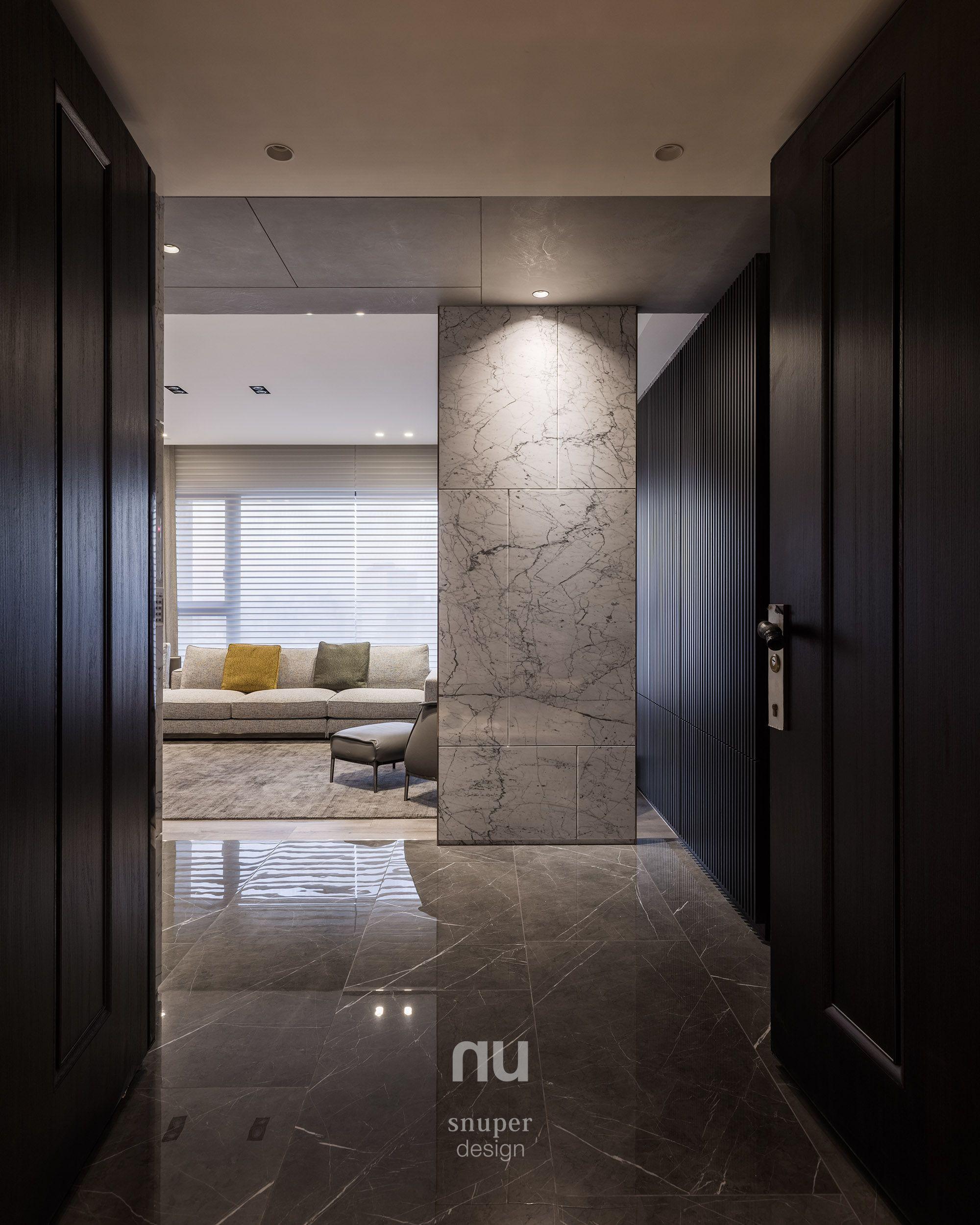 豪宅設計-玄關