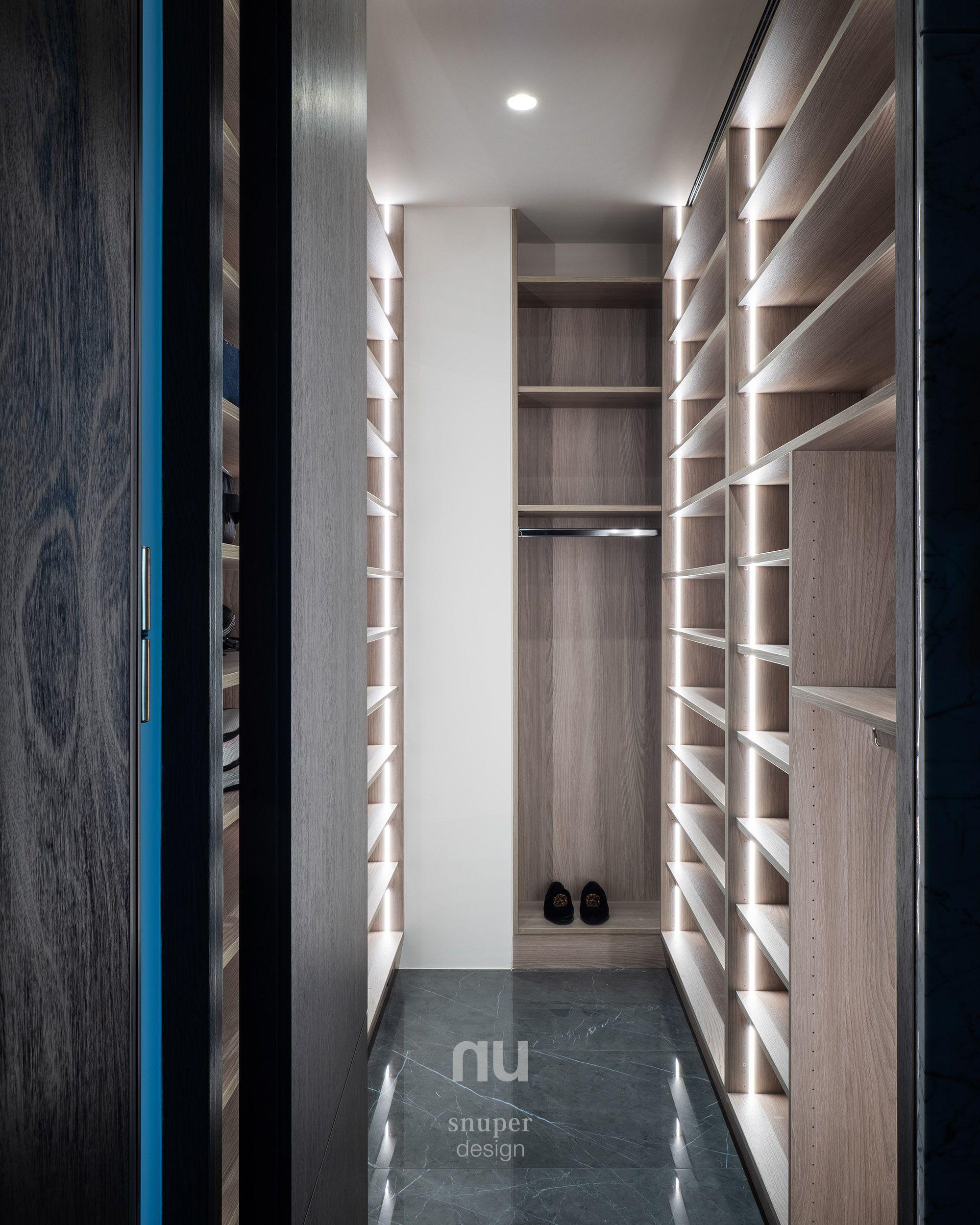 豪宅設計-鞋室
